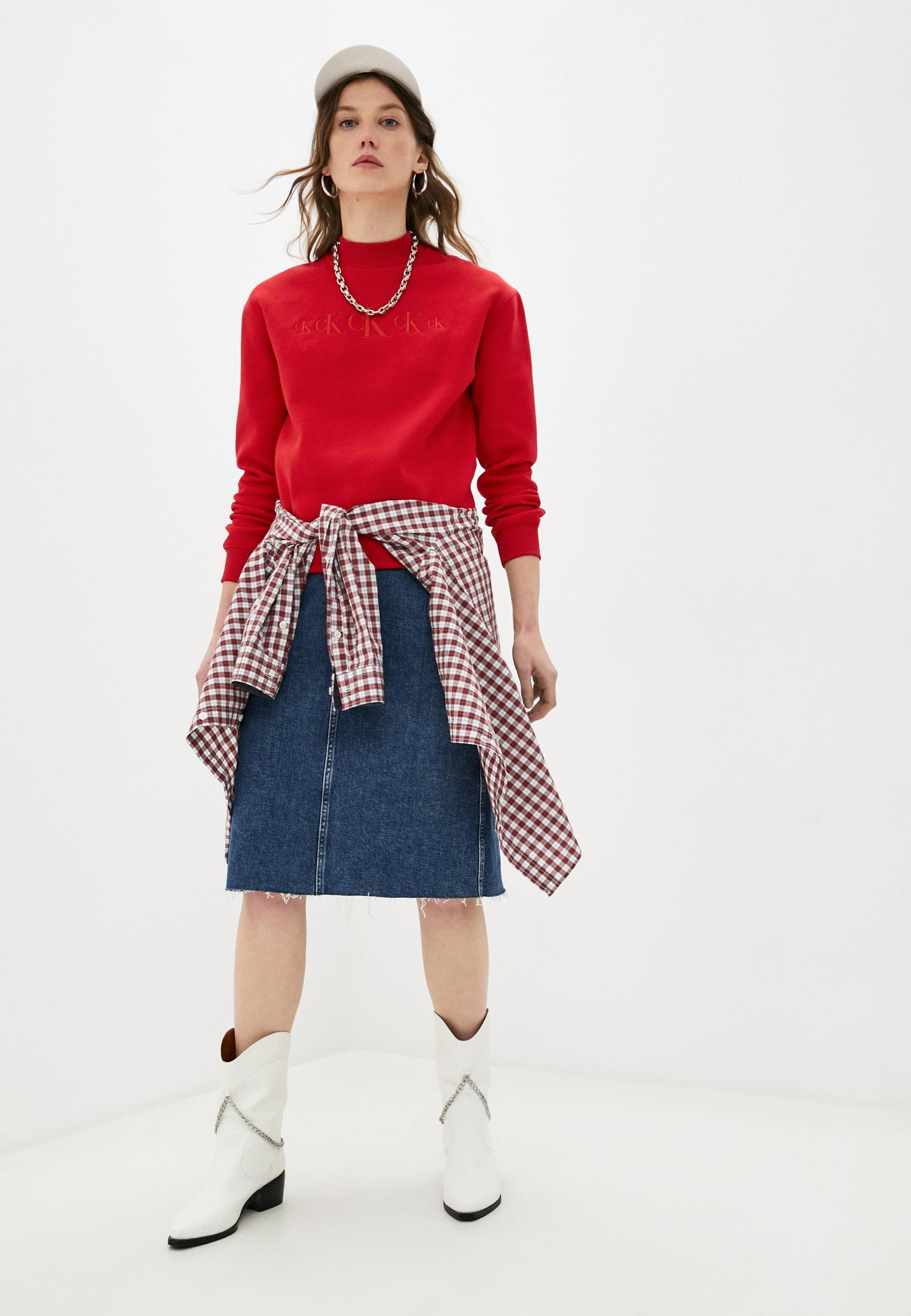 Свитер Calvin Klein Jeans J20J214812: изображение 2
