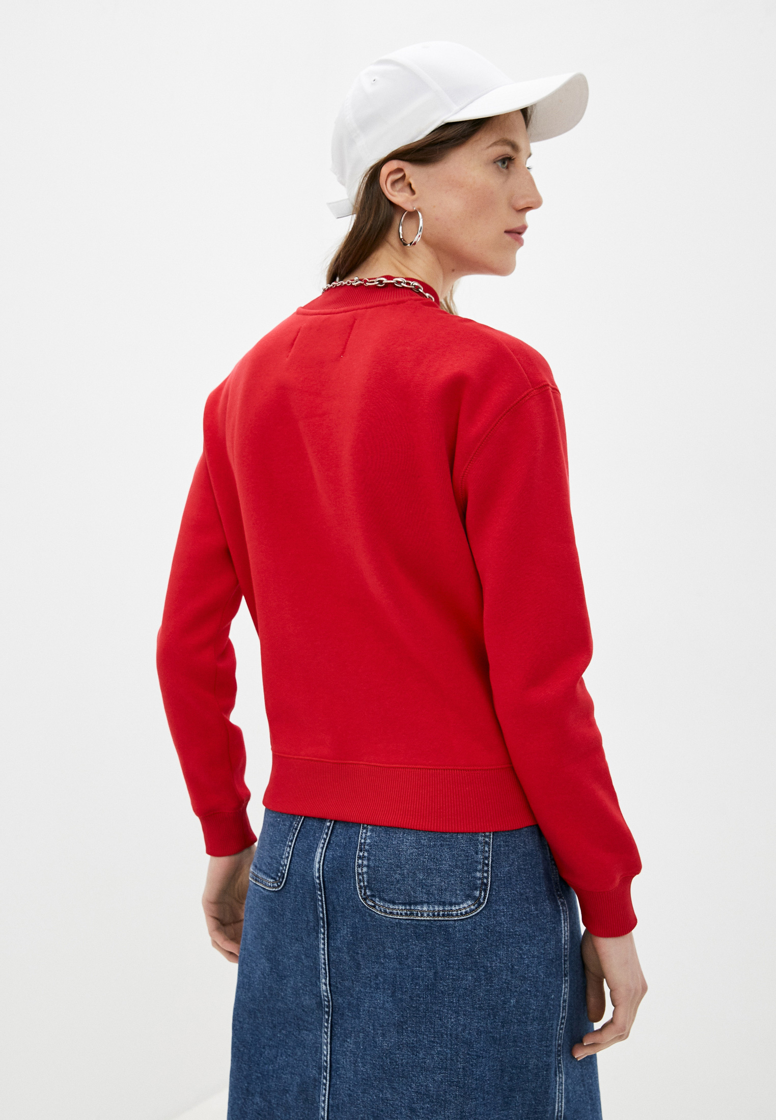 Свитер Calvin Klein Jeans J20J214812: изображение 3