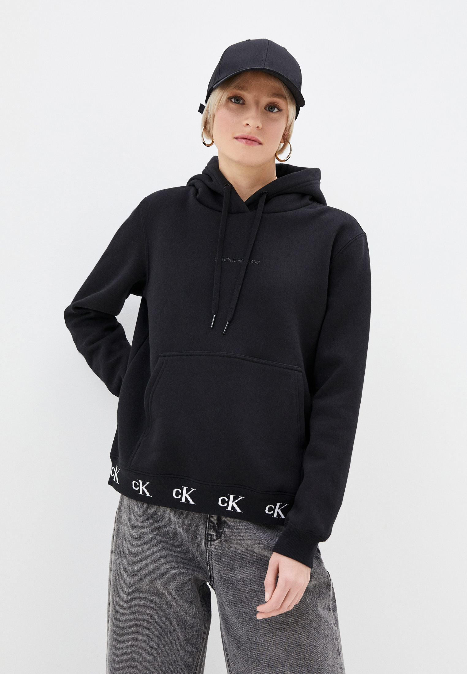 Женские худи Calvin Klein Jeans J20J214811