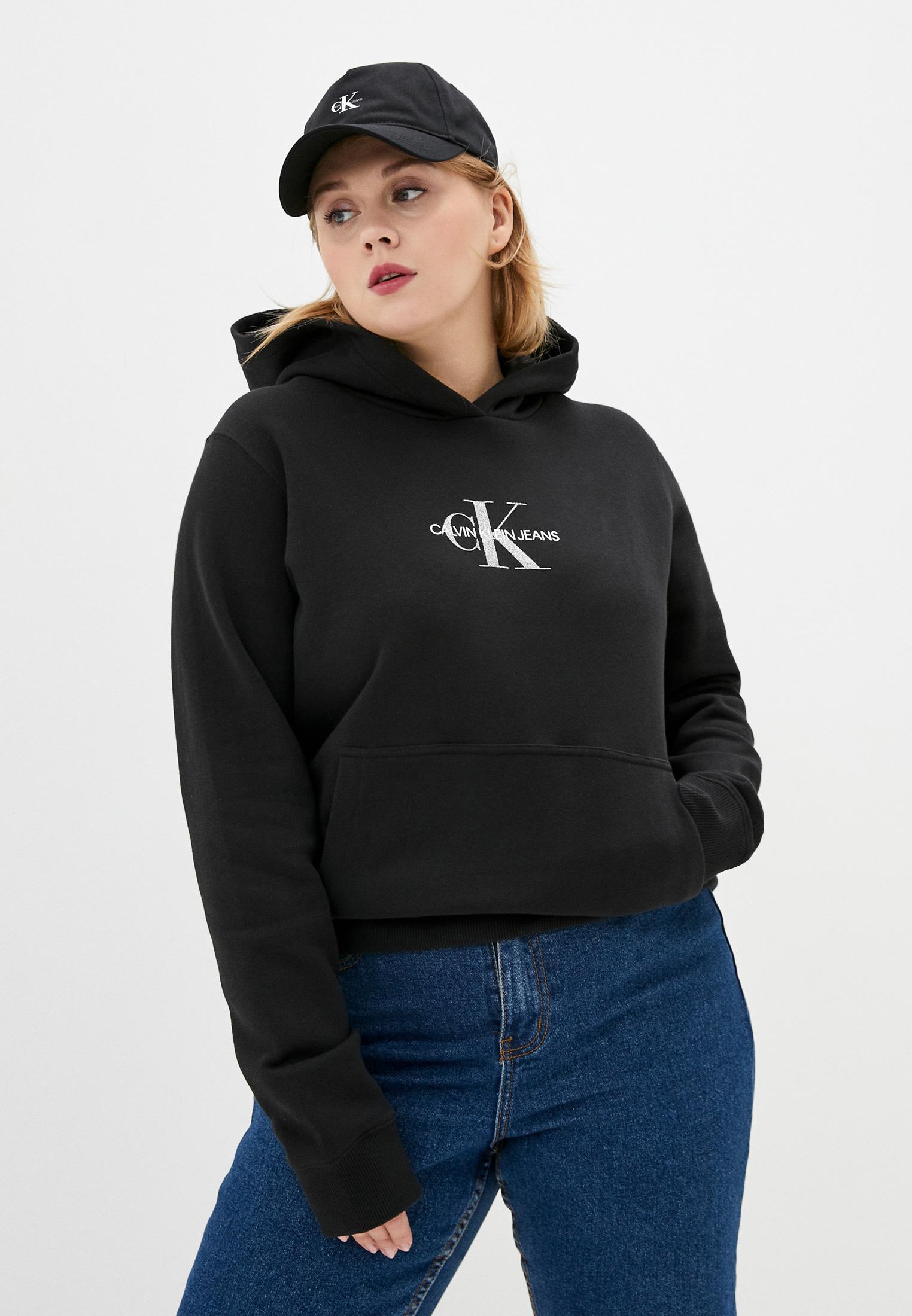 Толстовка Calvin Klein Jeans J20J215183