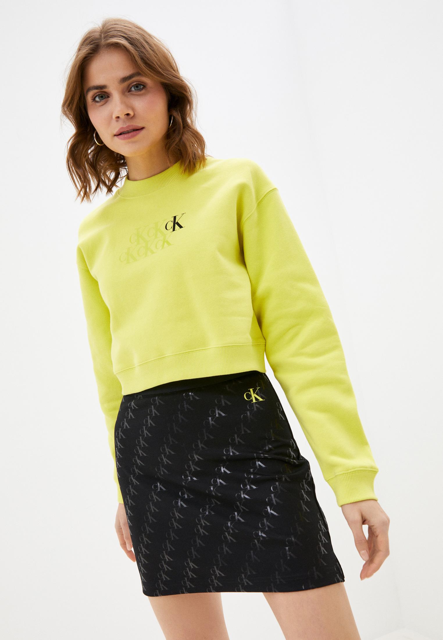Свитер Calvin Klein Jeans J20J216548