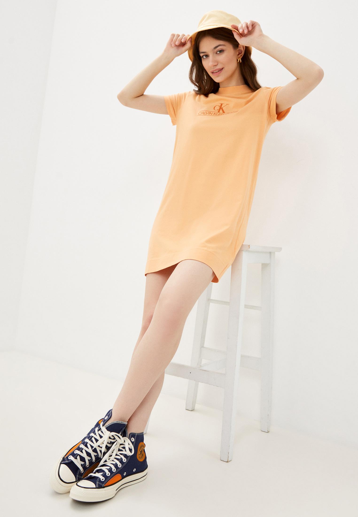 Платье Calvin Klein Jeans J20J215656: изображение 2