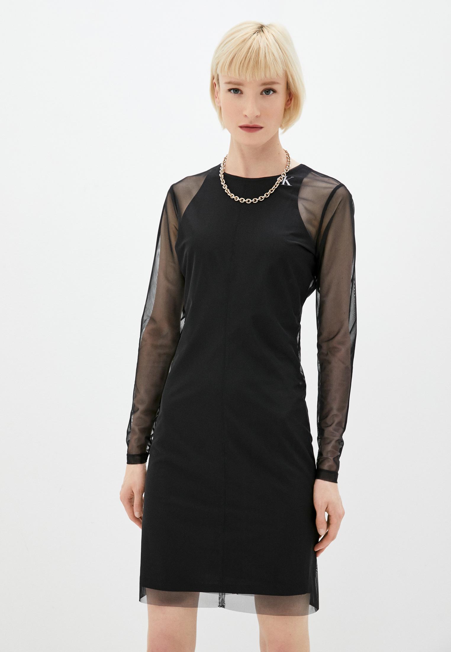 Вечернее / коктейльное платье Calvin Klein Jeans J20J215666: изображение 1