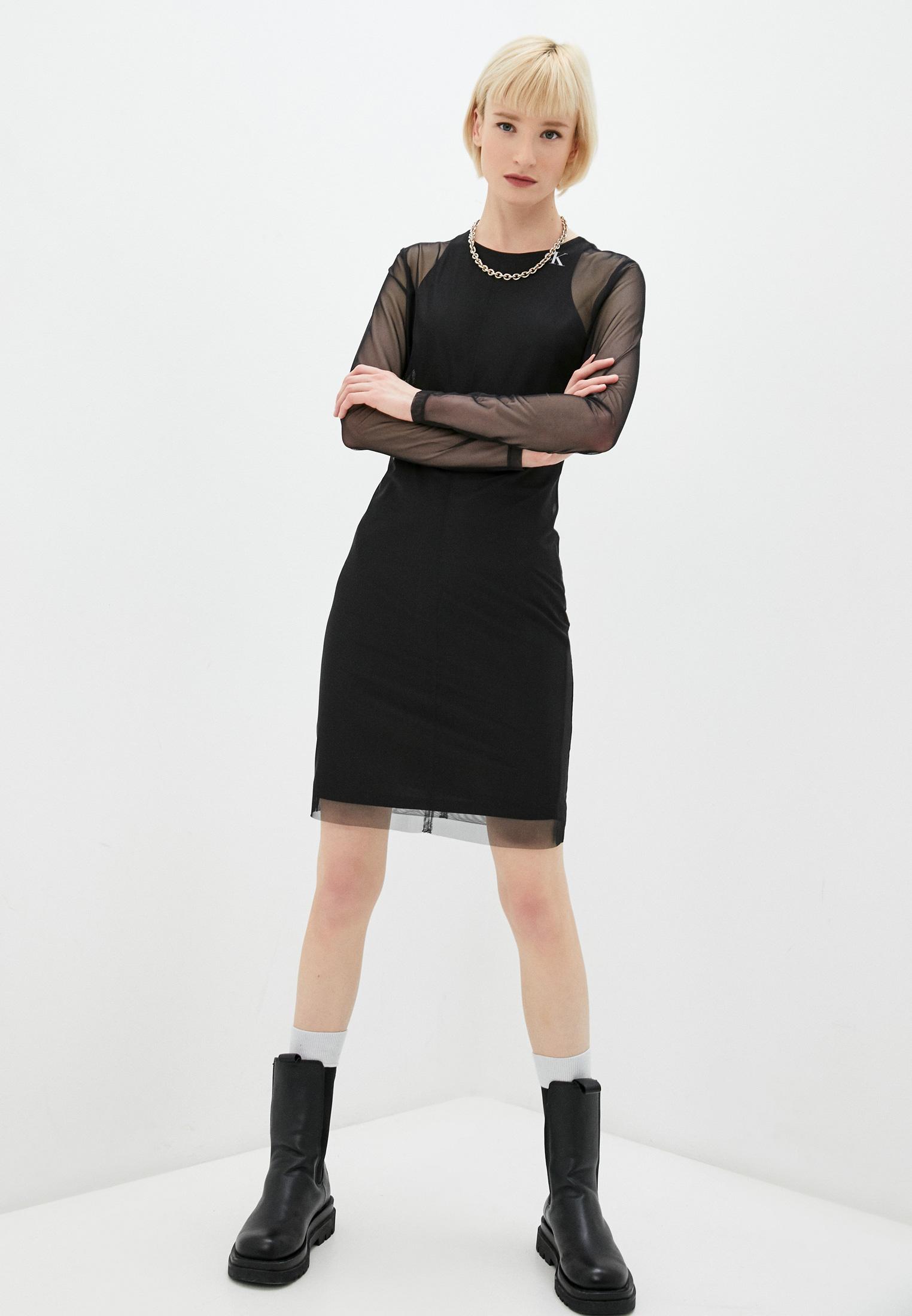 Вечернее / коктейльное платье Calvin Klein Jeans J20J215666: изображение 2