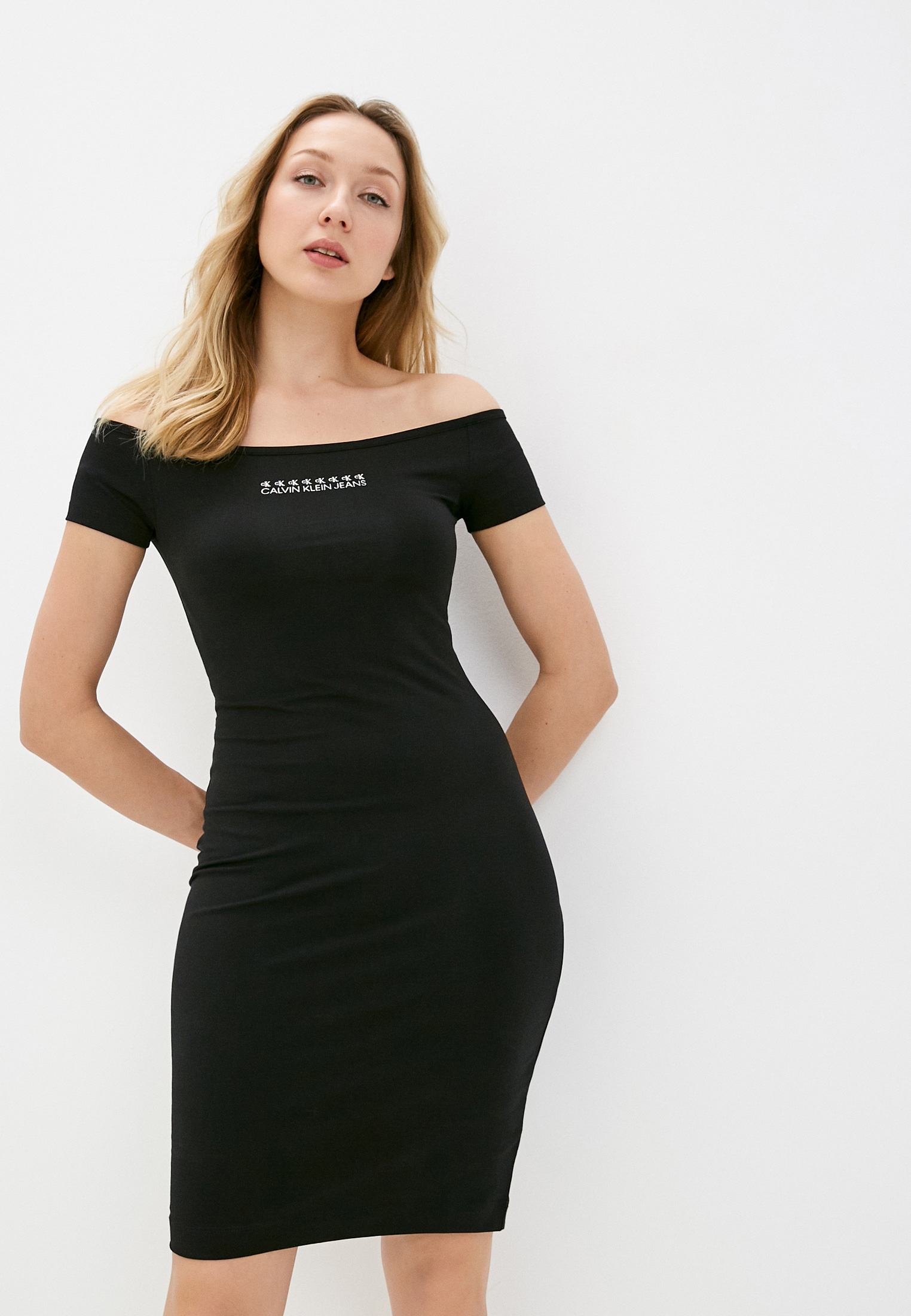 Платье Calvin Klein Jeans J20J215680