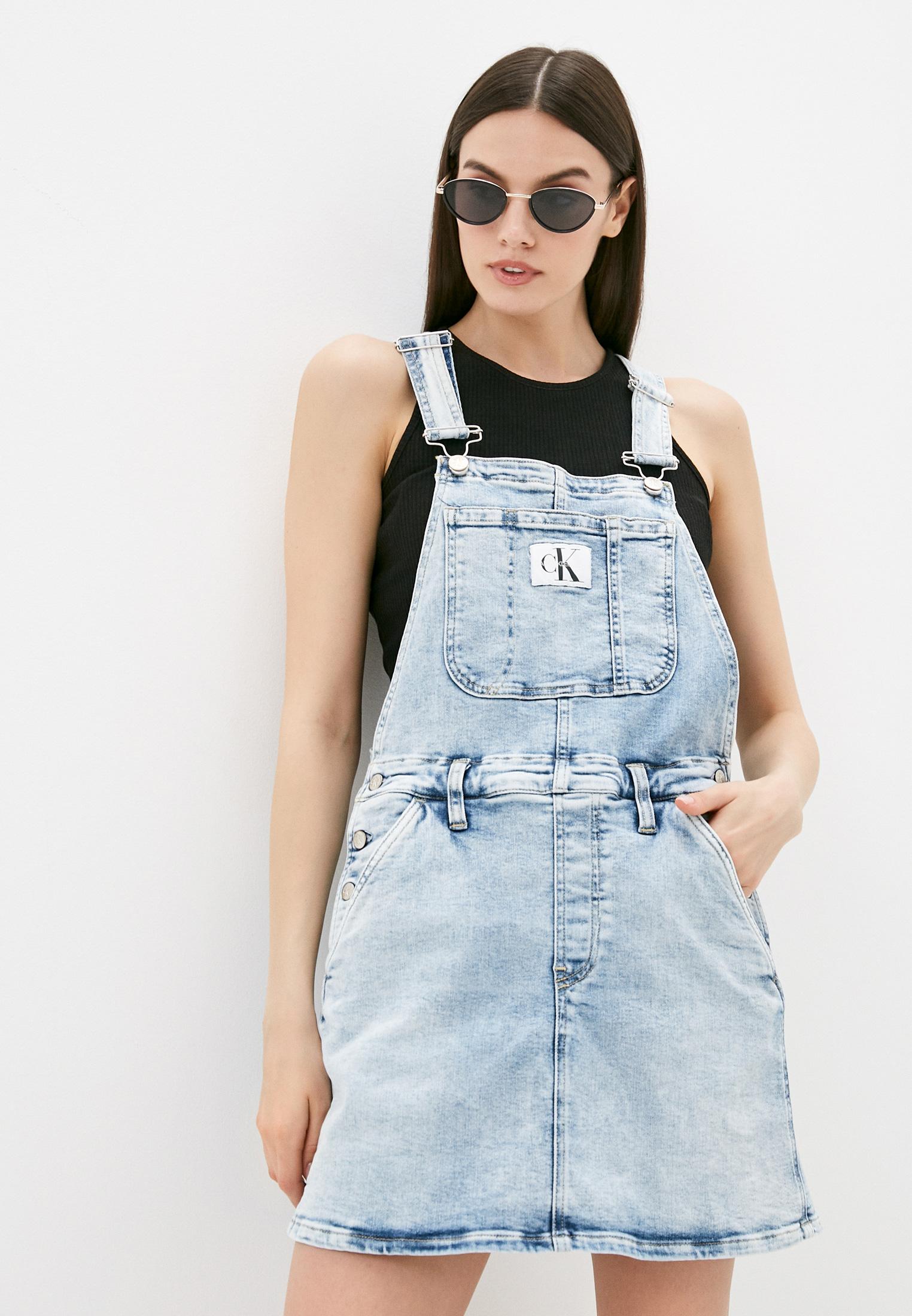 Сарафан Calvin Klein Jeans J20J216306