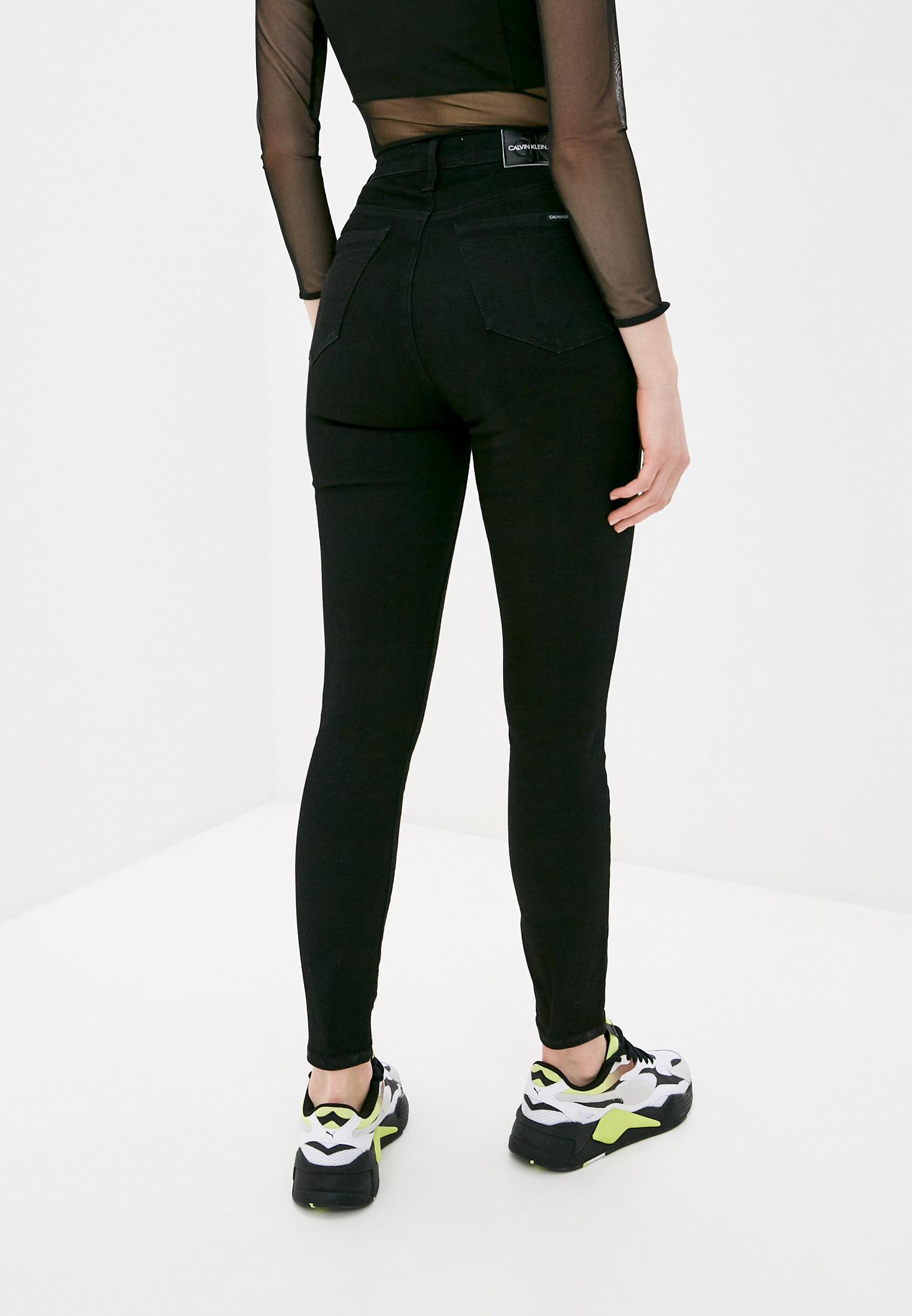 Зауженные джинсы Calvin Klein Jeans J20J215526: изображение 3