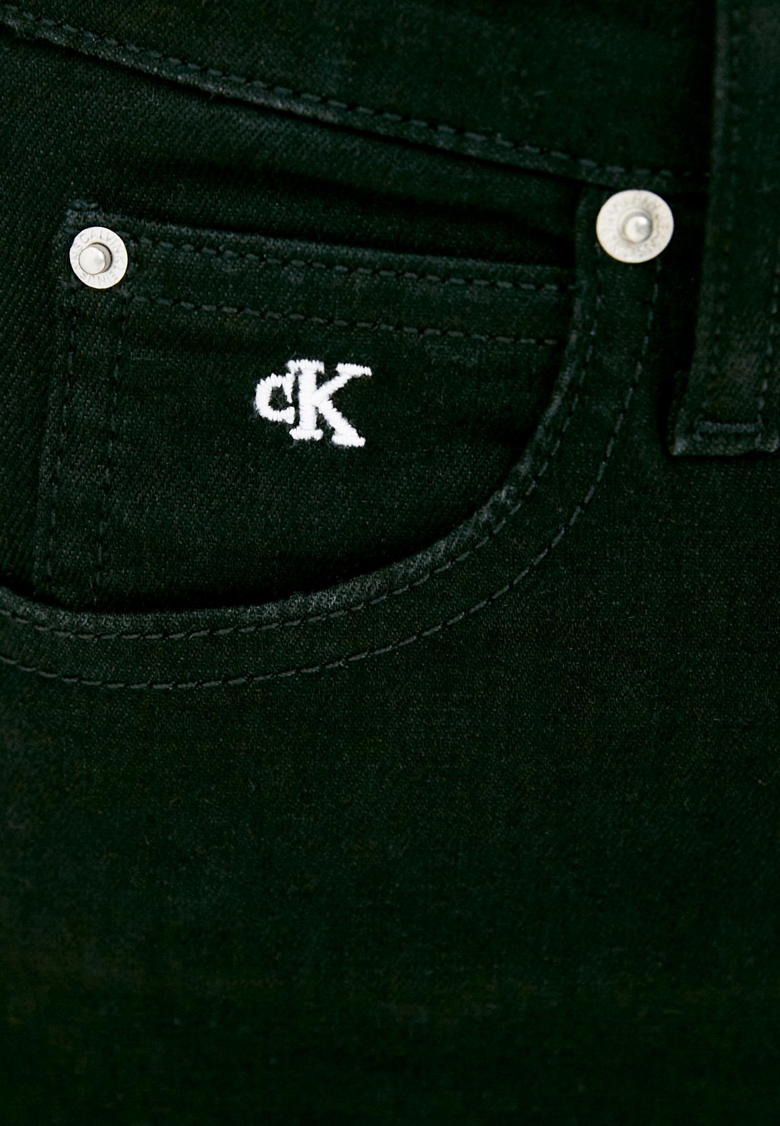 Зауженные джинсы Calvin Klein Jeans J20J215526: изображение 4