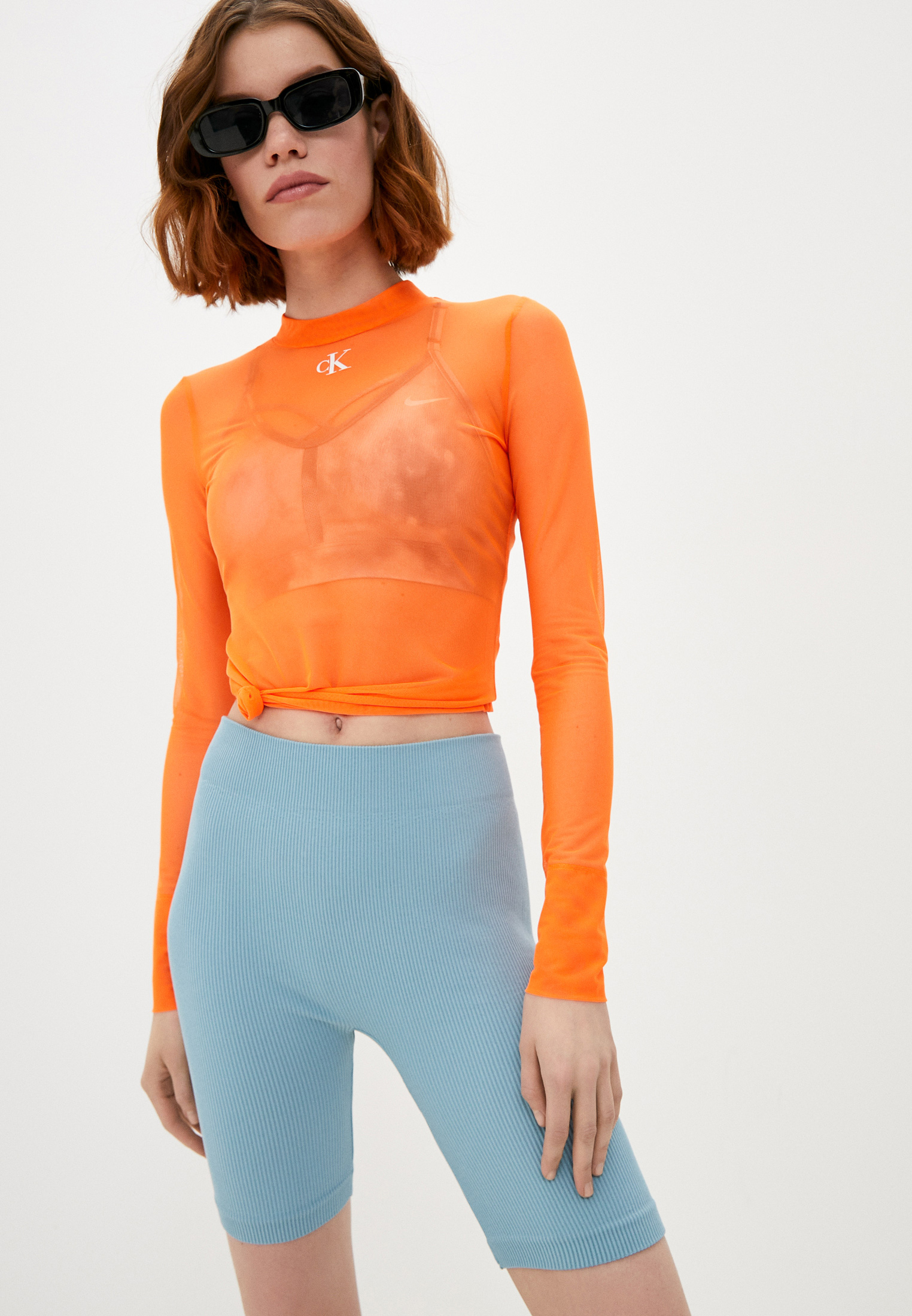 Водолазка Calvin Klein Jeans J20J216100: изображение 1