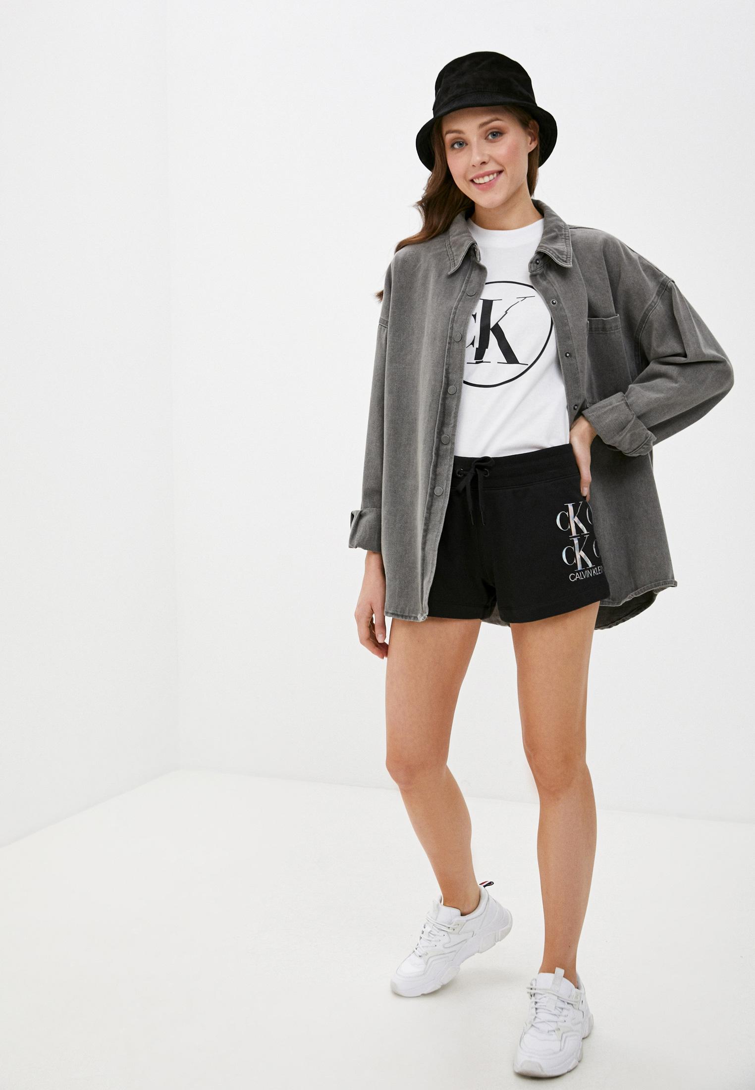 Женские повседневные шорты Calvin Klein Jeans J20J215559: изображение 2