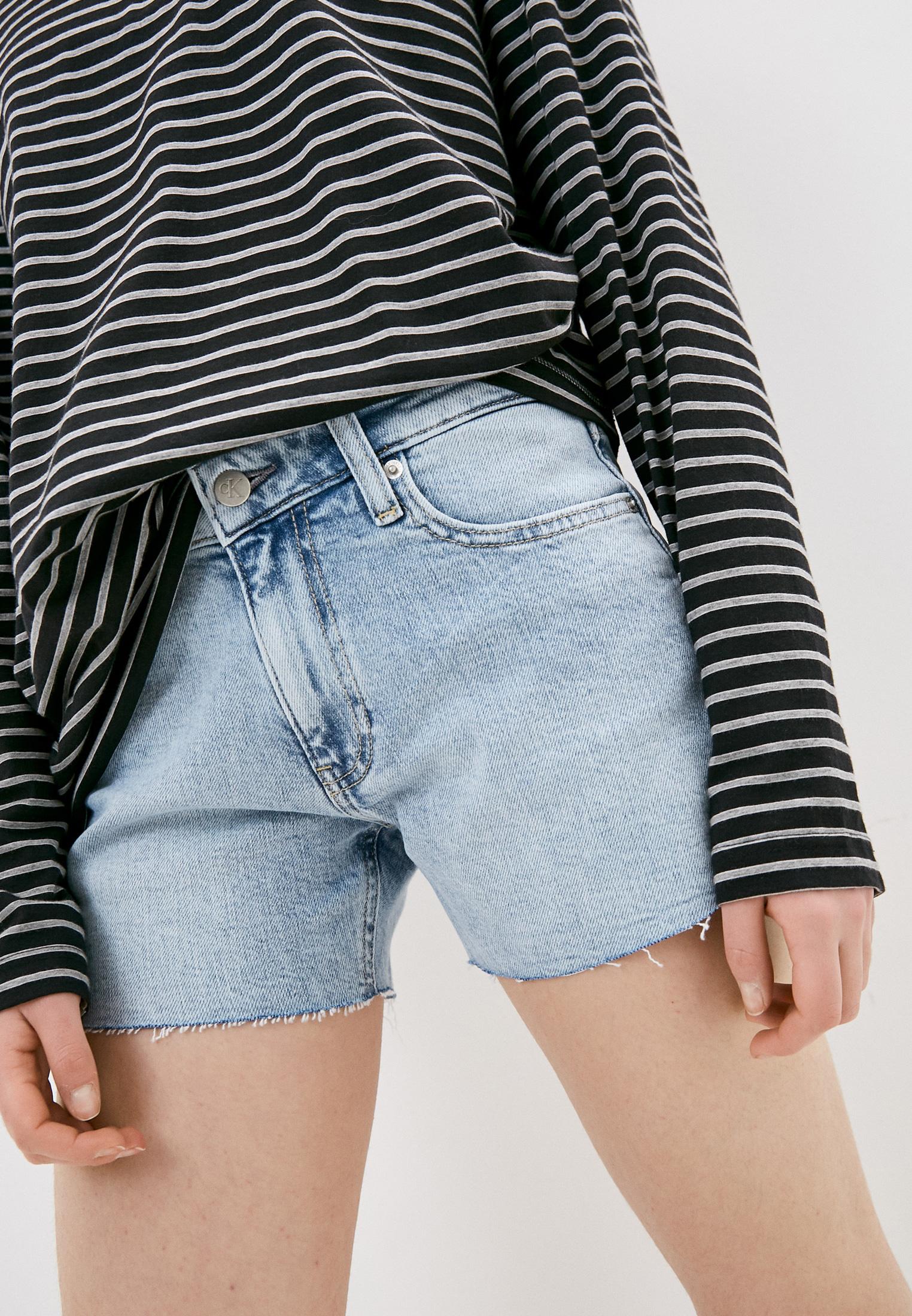 Женские джинсовые шорты Calvin Klein Jeans J20J215902