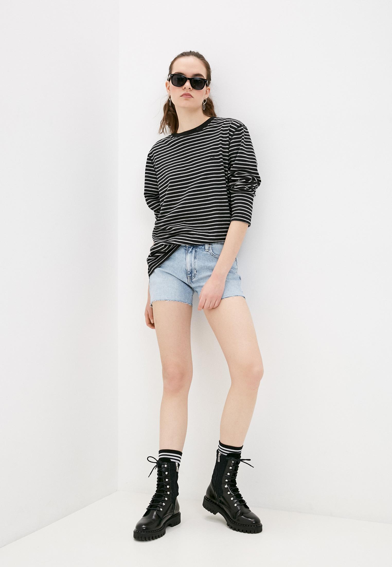 Женские джинсовые шорты Calvin Klein Jeans J20J215902: изображение 2
