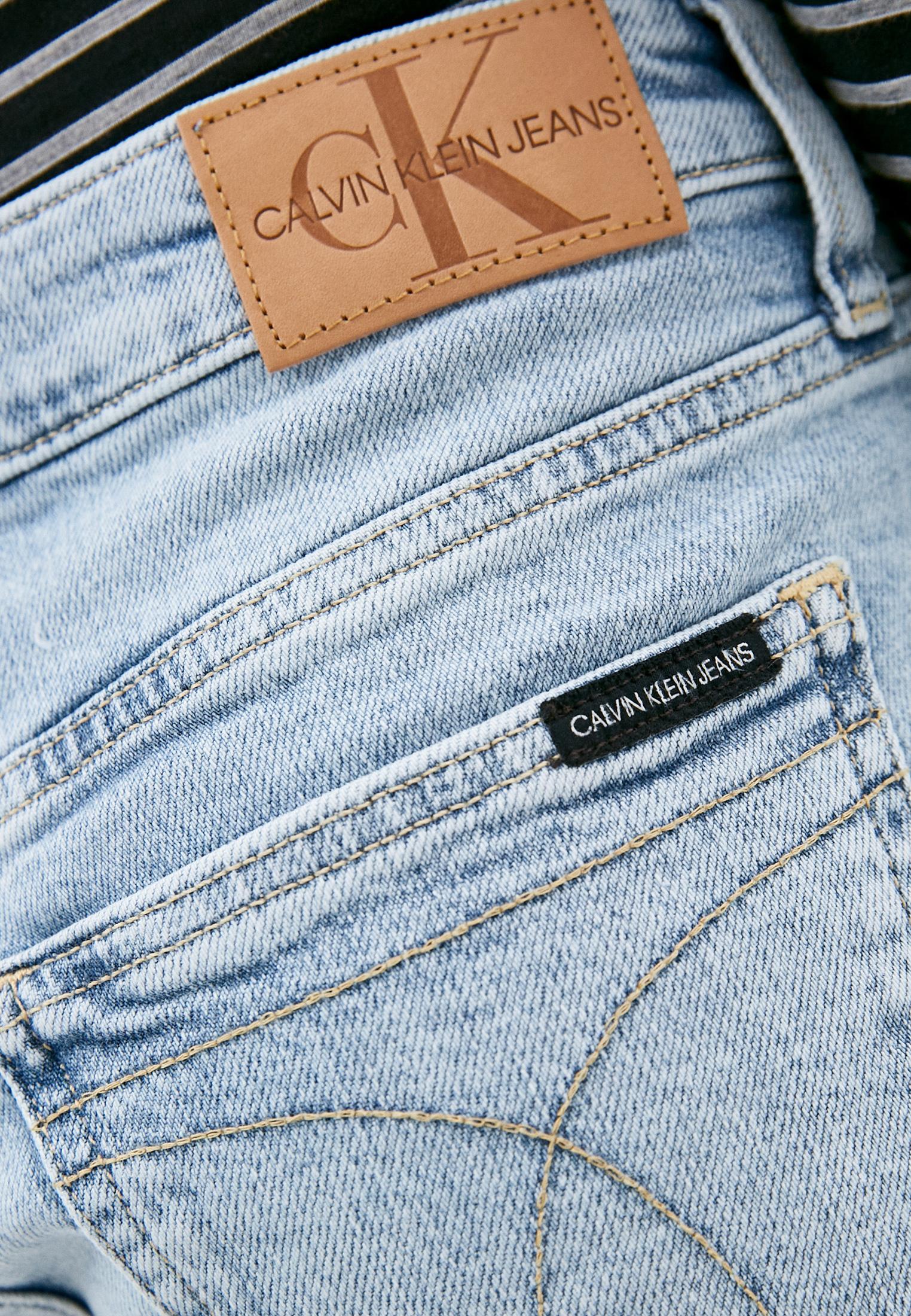 Женские джинсовые шорты Calvin Klein Jeans J20J215902: изображение 4