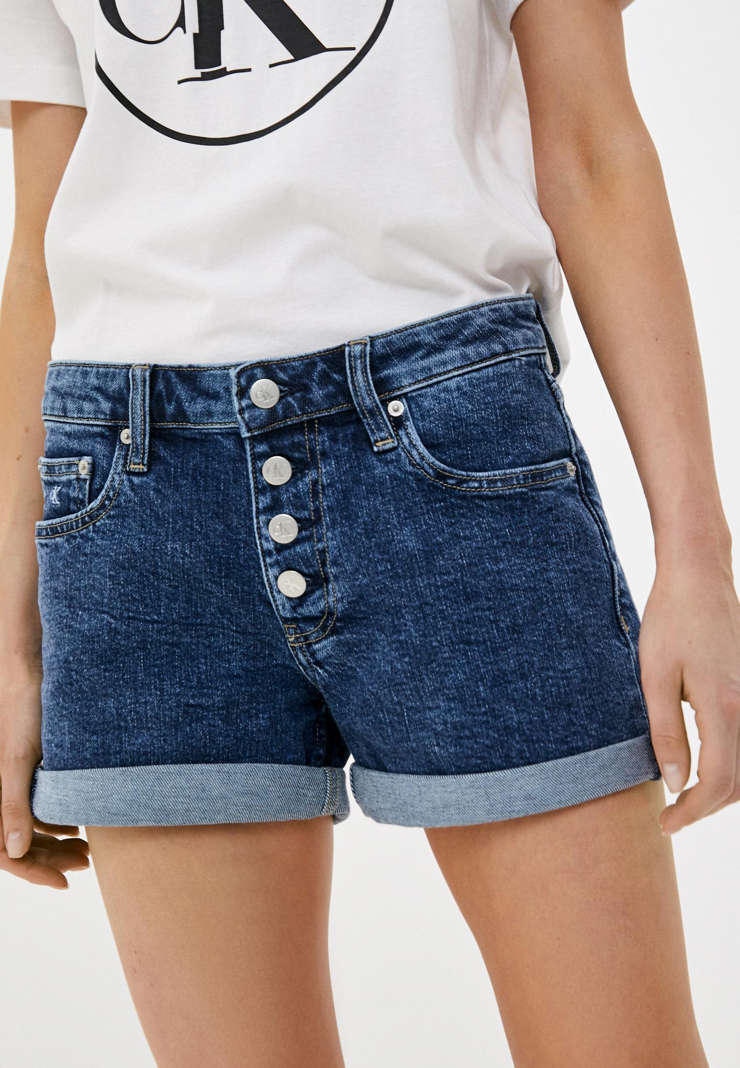 Женские джинсовые шорты Calvin Klein Jeans J20J215903