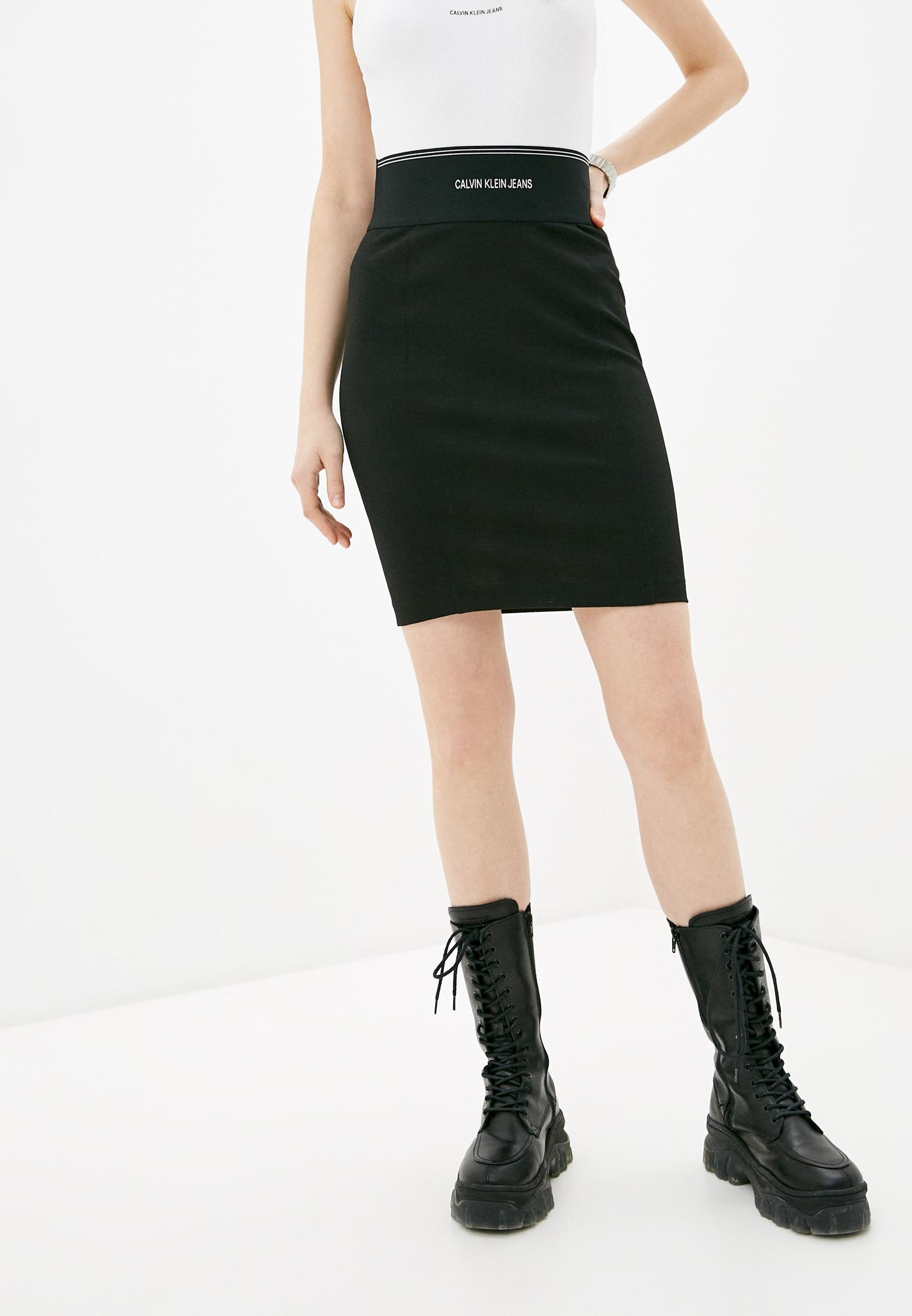 Узкая юбка Calvin Klein Jeans Юбка Calvin Klein Jeans