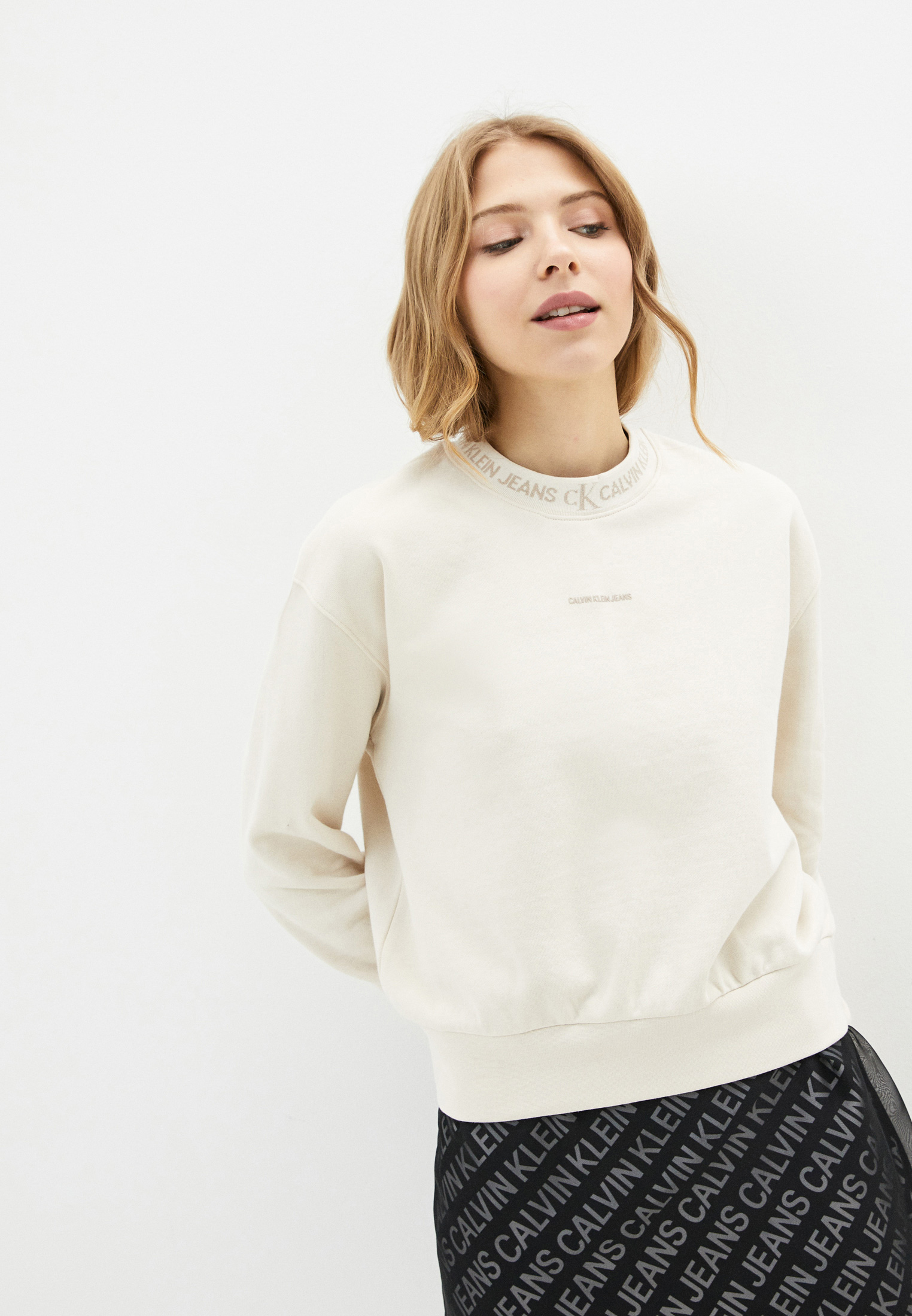 Свитер Calvin Klein Jeans J20J215265