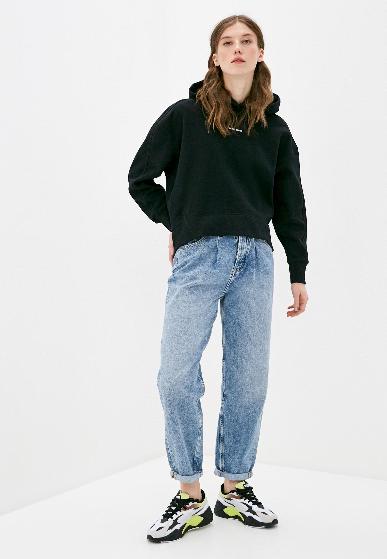 Женские худи Calvin Klein Jeans J20J215462: изображение 2