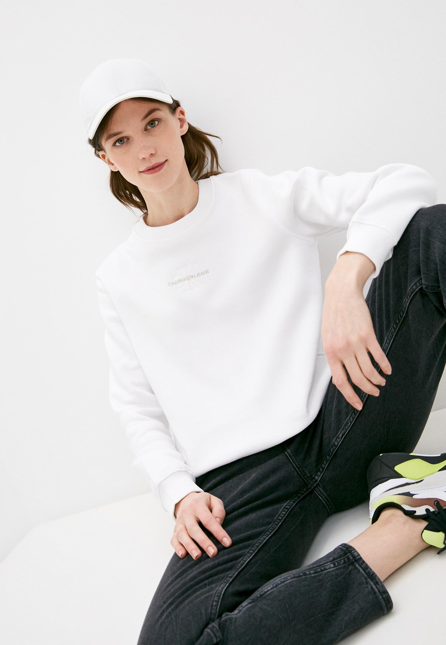 Женские свитшоты Calvin Klein Jeans Свитшот Calvin Klein Jeans
