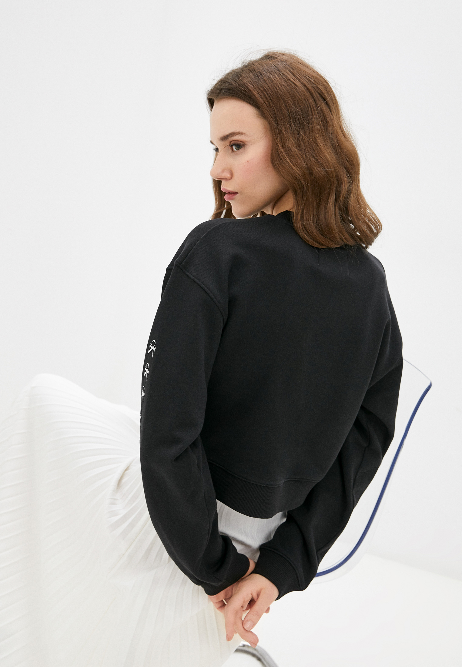 Свитер Calvin Klein Jeans J20J215575: изображение 3