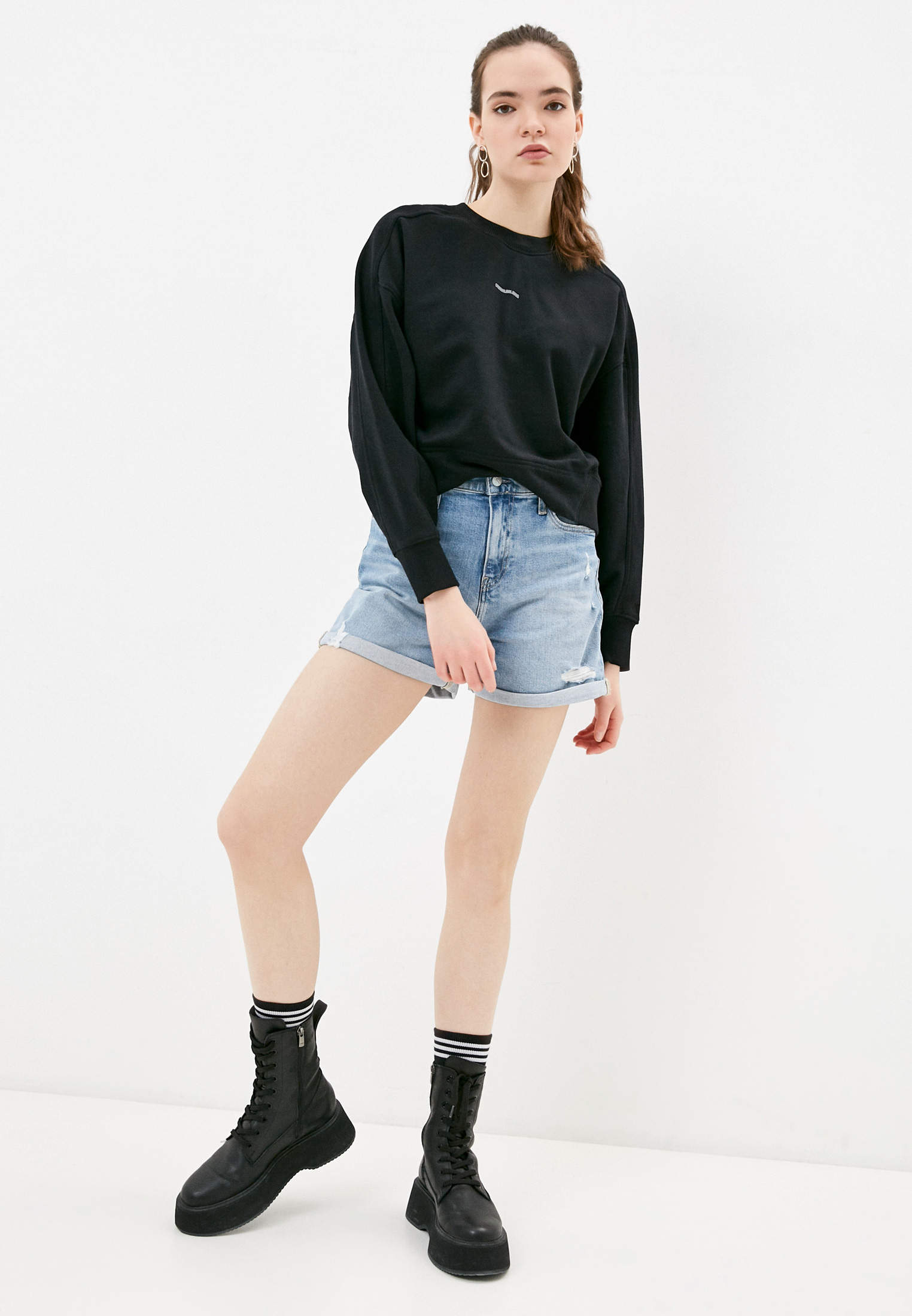Свитер Calvin Klein Jeans J20J215463: изображение 2
