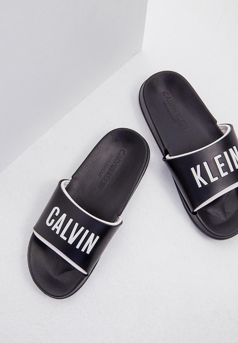 Женские сланцы Calvin Klein Underwear KW0KW01033: изображение 4