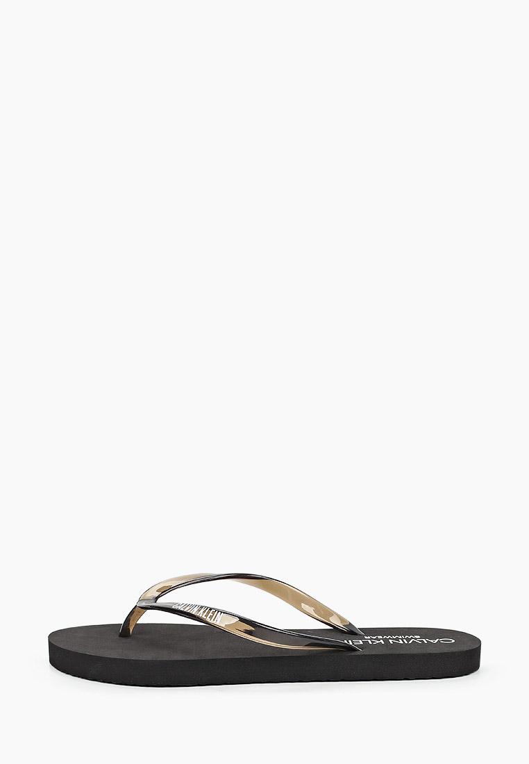 Женские сланцы Calvin Klein Underwear KW0KW01374