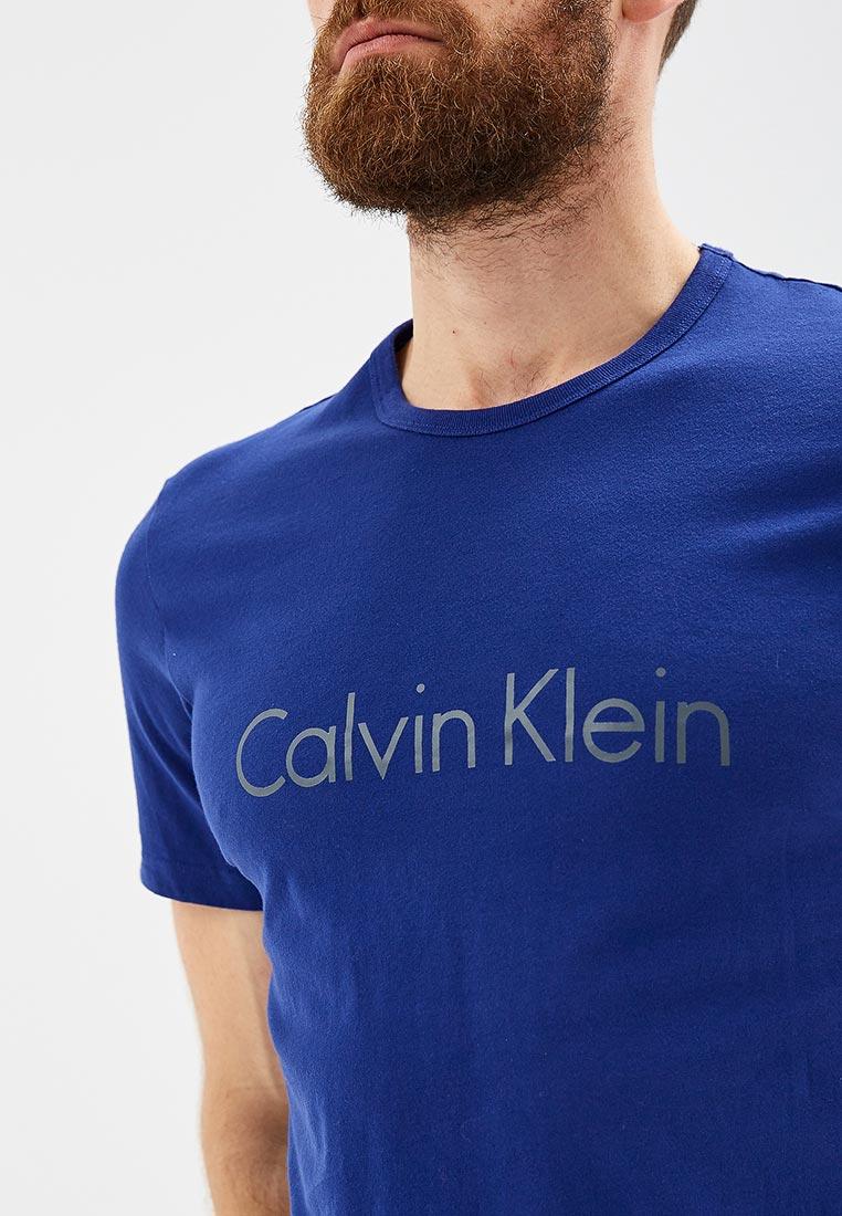 Домашняя футболка Calvin Klein Underwear NM1129E: изображение 8