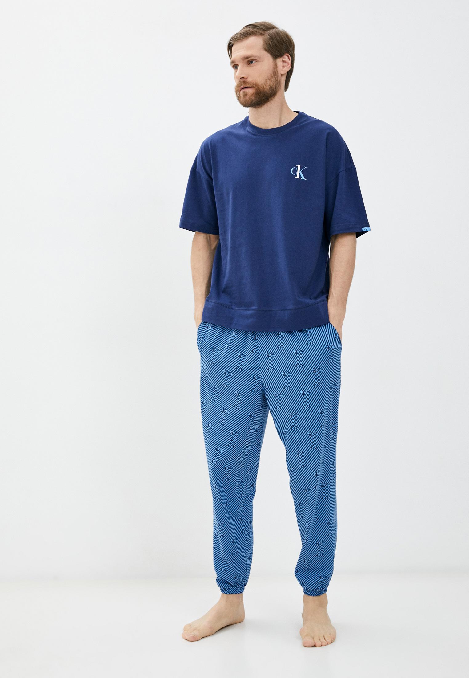 Пижама Calvin Klein Underwear (Кельвин Кляйн Андервеар) NM1787E