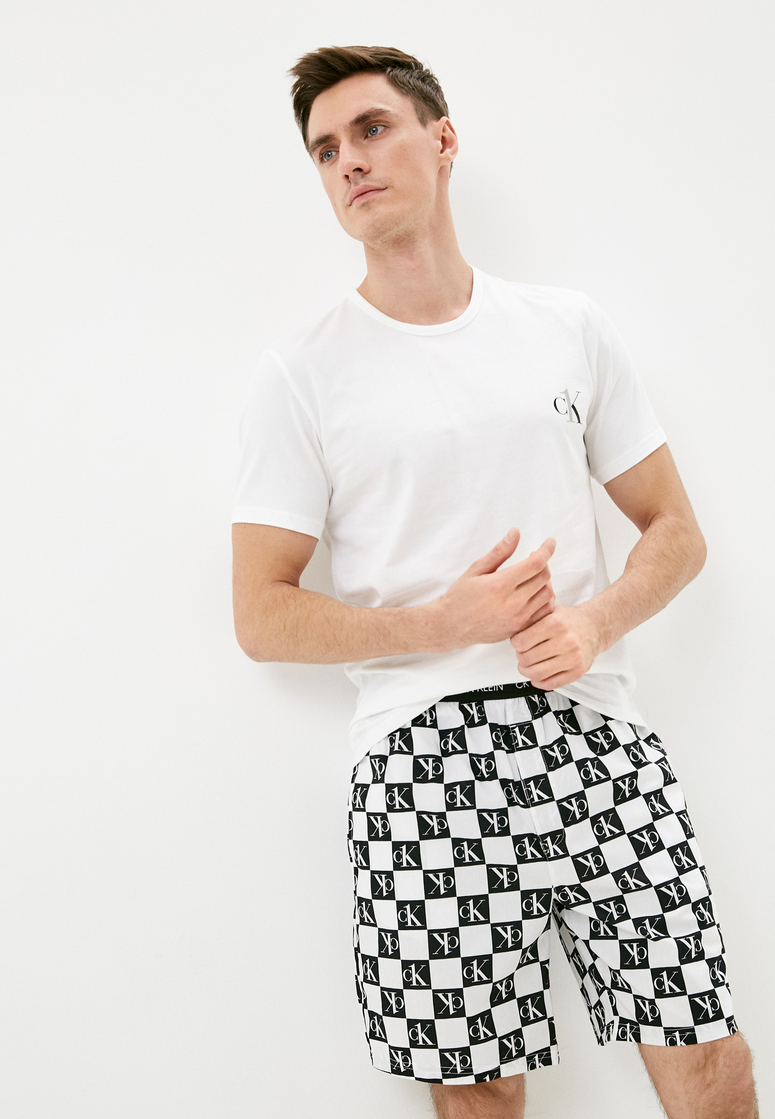 Пижама Calvin Klein Underwear (Кельвин Кляйн Андервеар) NM2128E