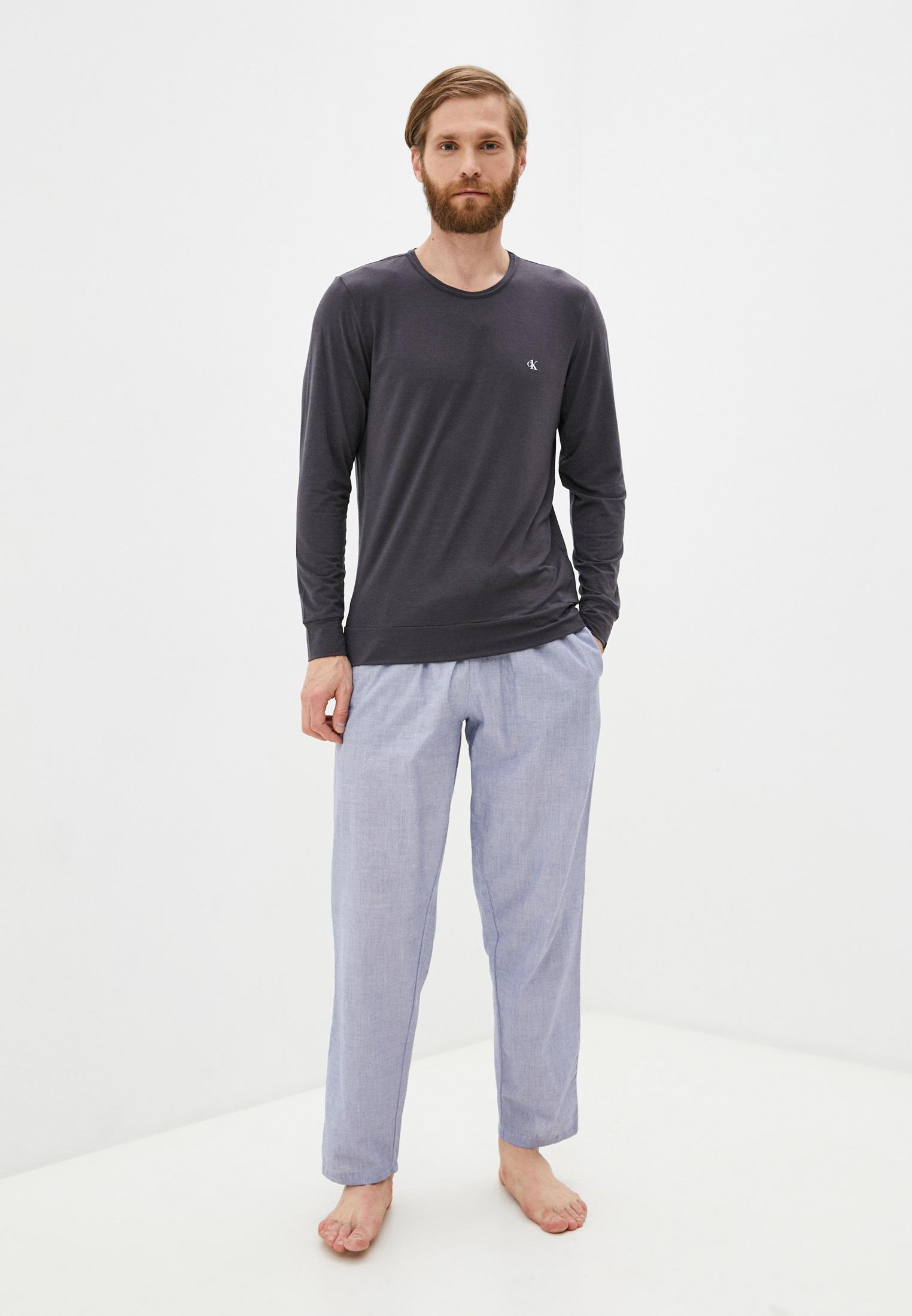 Домашняя футболка Calvin Klein Underwear NM1998E: изображение 2