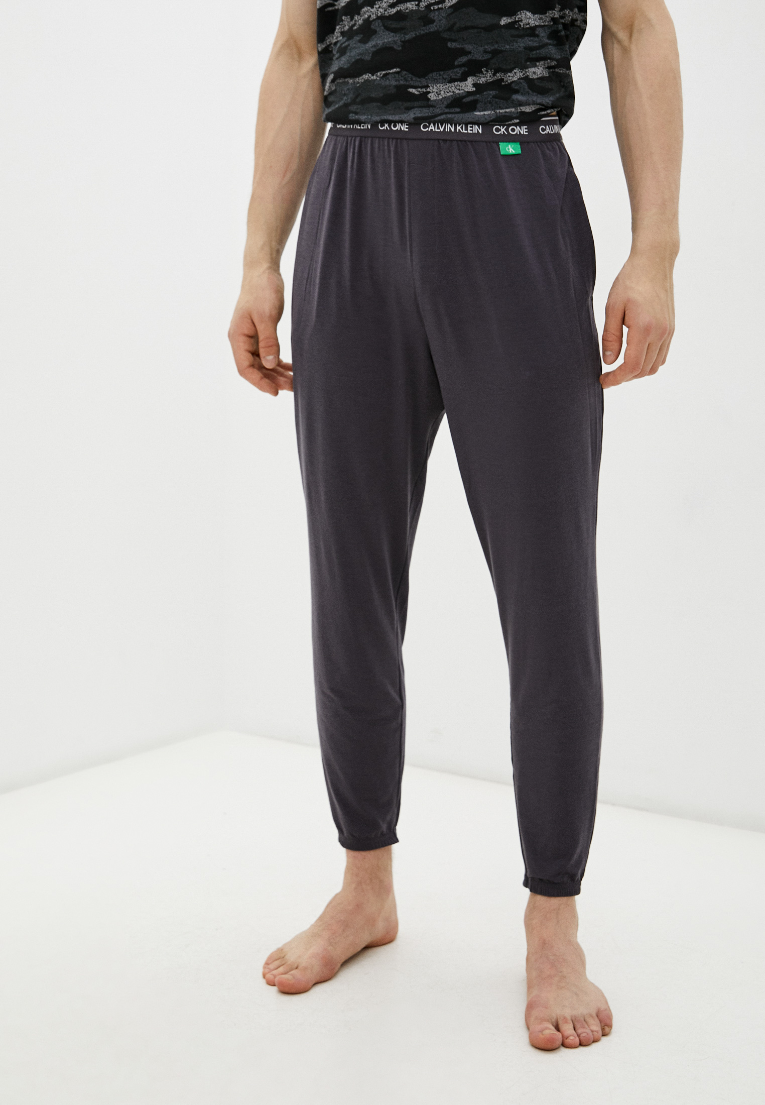 Мужские домашние брюки Calvin Klein Underwear (Кельвин Кляйн Андервеар) NM2001E