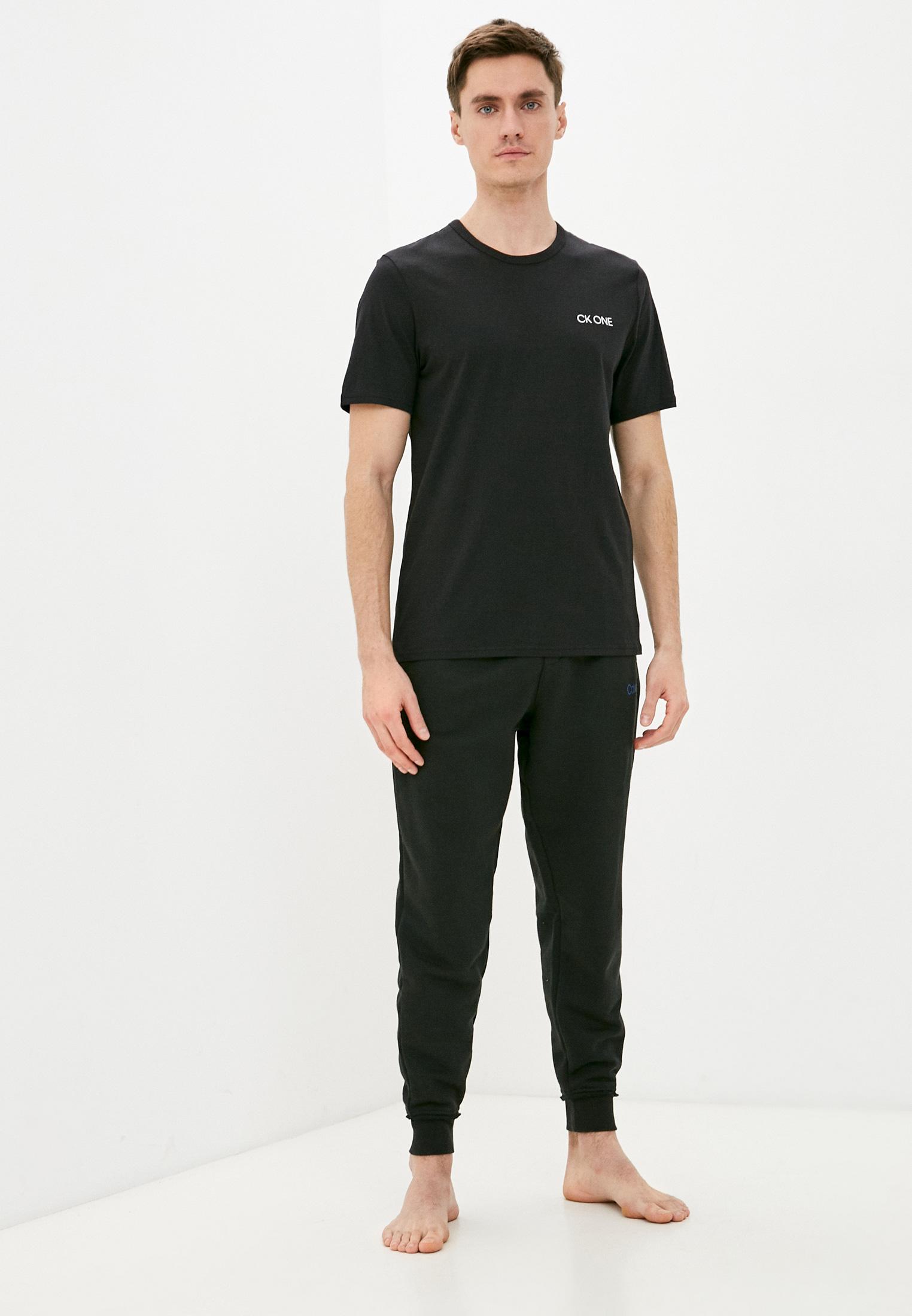 Домашняя футболка Calvin Klein Underwear NM2102E: изображение 2