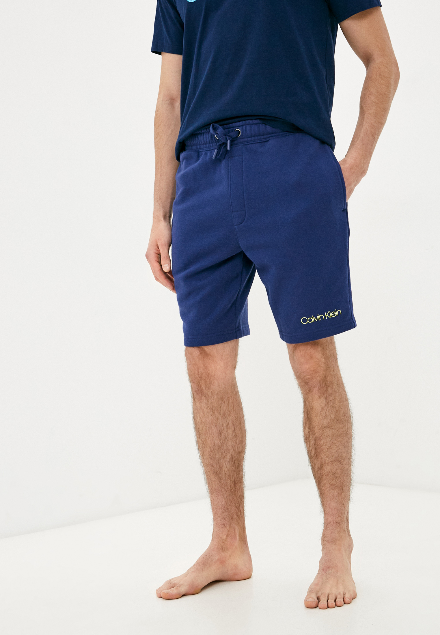 Домашняя футболка Calvin Klein Underwear NM1129E: изображение 1