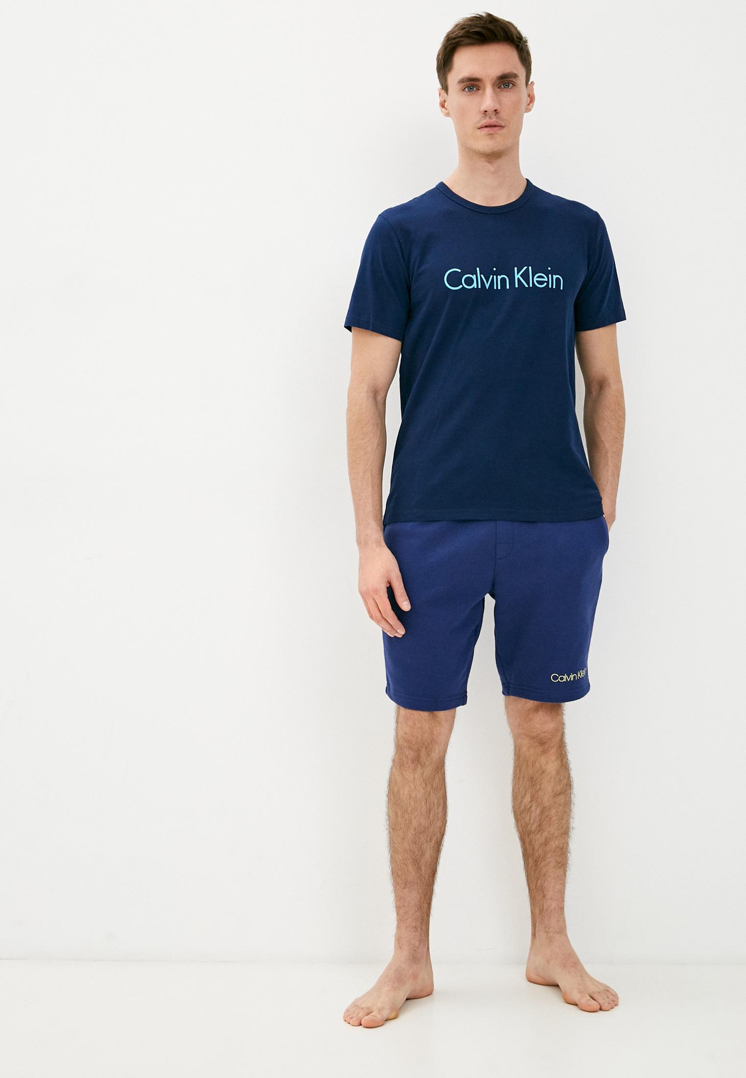 Домашняя футболка Calvin Klein Underwear NM1129E: изображение 2