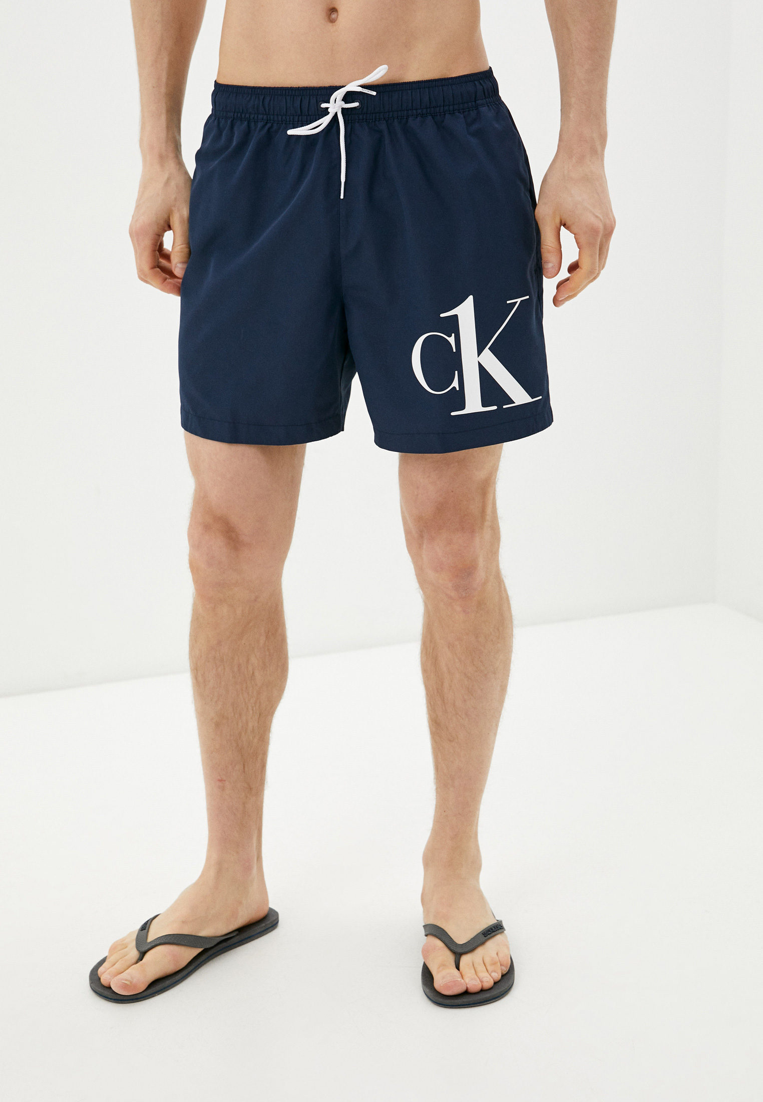Мужские шорты для плавания Calvin Klein Underwear KM0KM00590