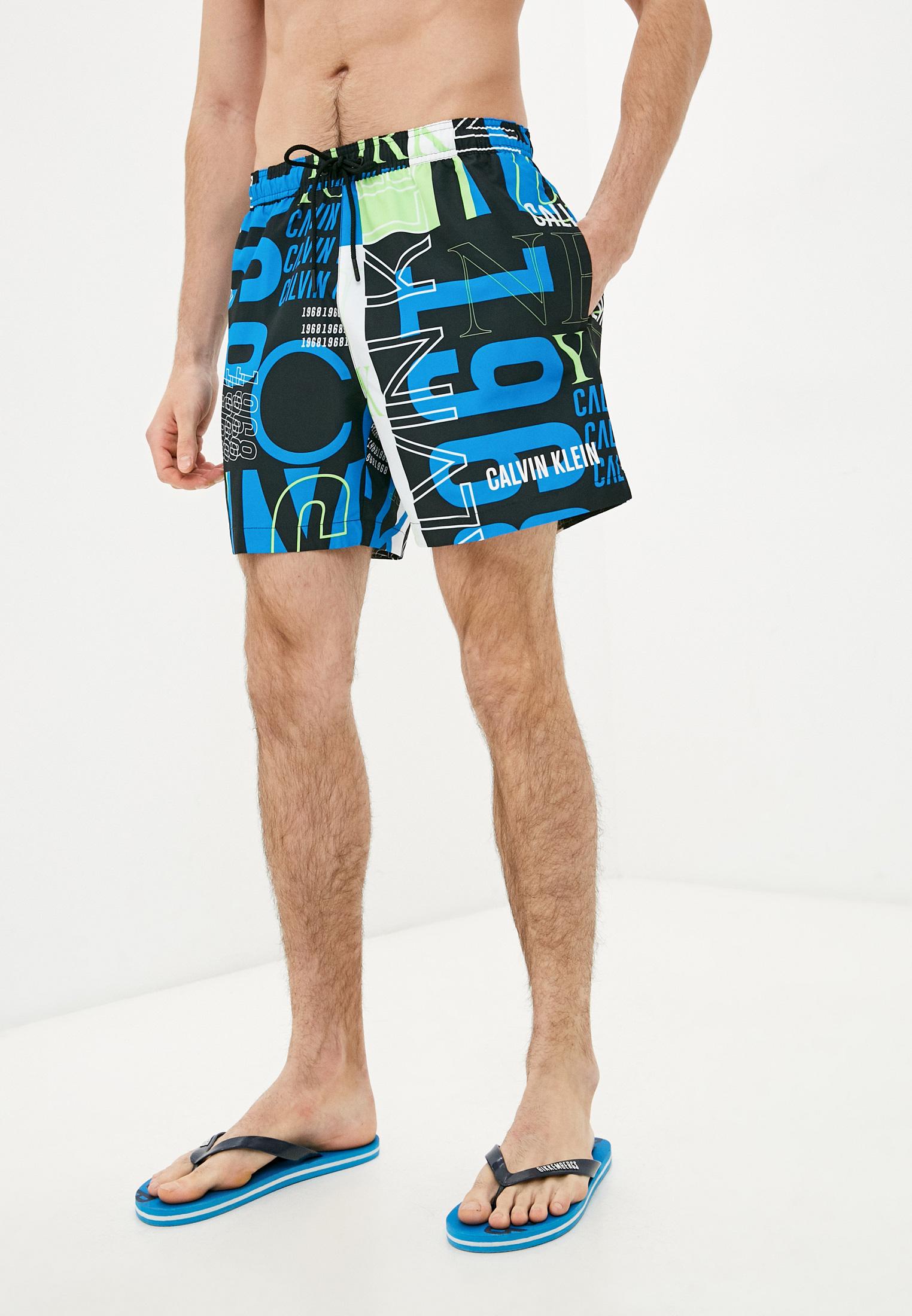 Мужские шорты для плавания Calvin Klein Underwear Шорты для плавания Calvin Klein Underwear