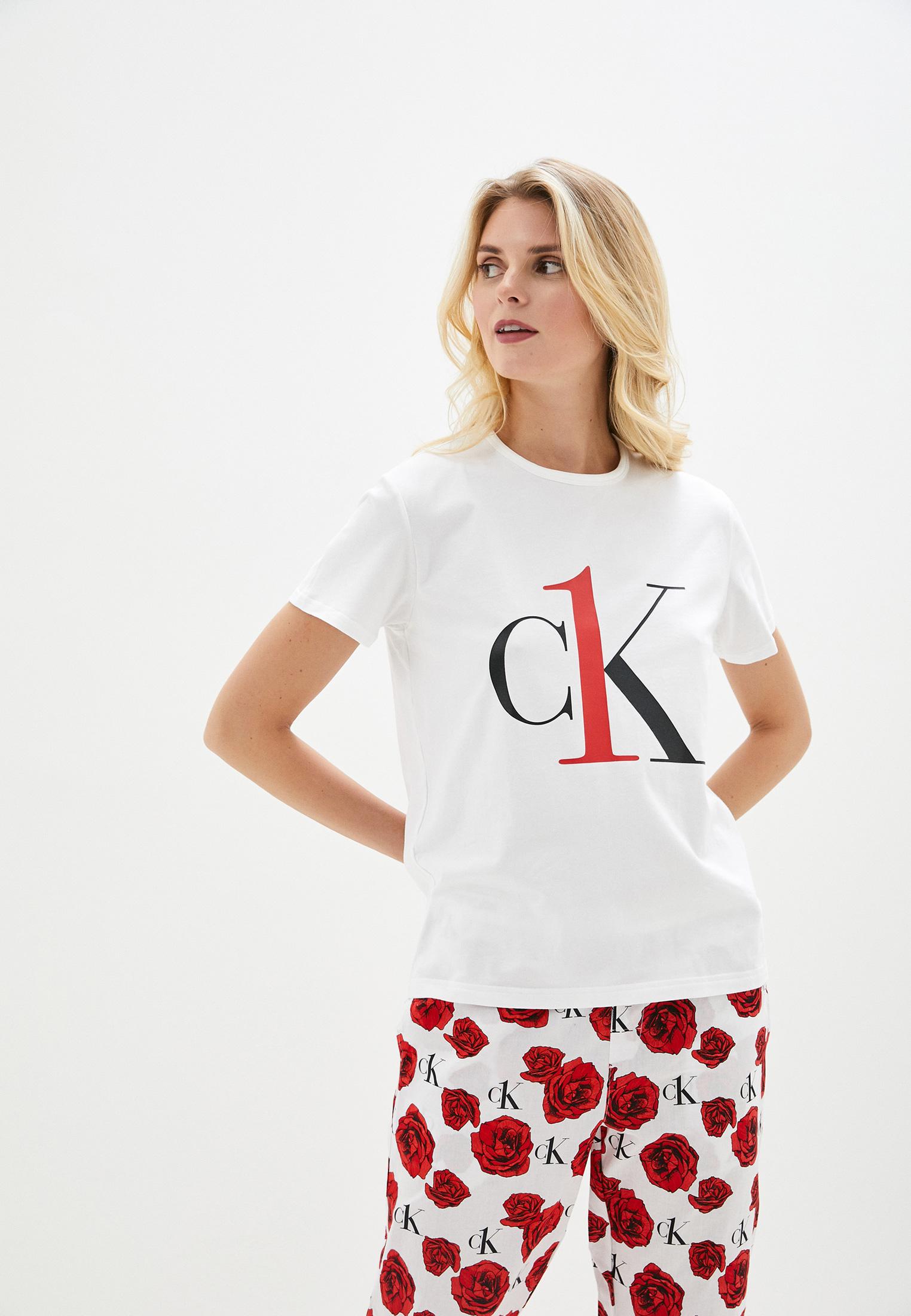 Футболка с коротким рукавом Calvin Klein Underwear QS6436E: изображение 5