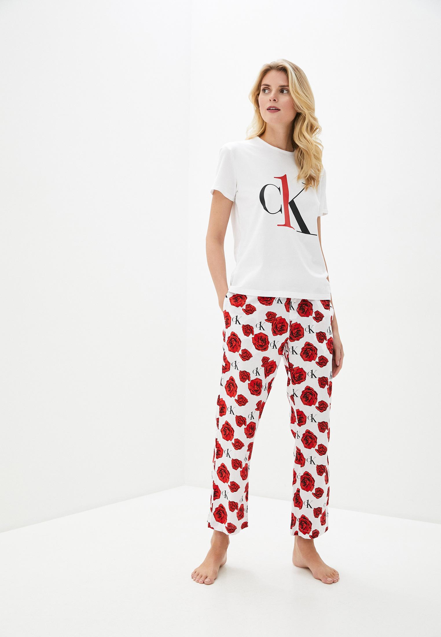 Футболка с коротким рукавом Calvin Klein Underwear QS6436E: изображение 6