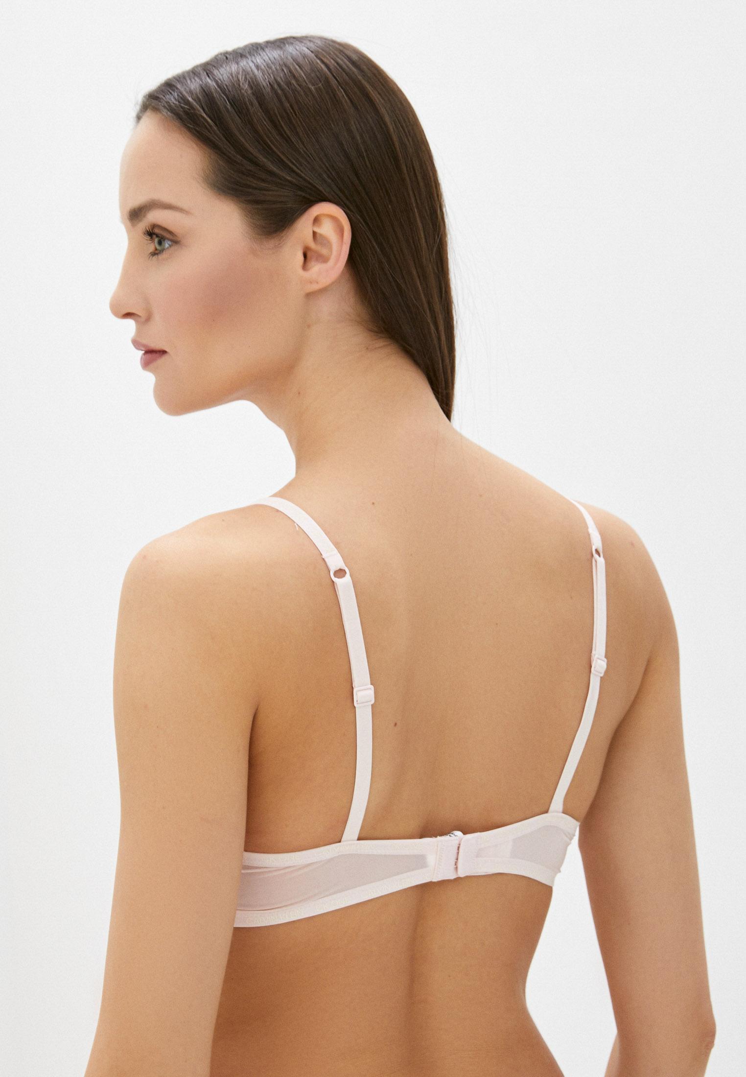 Бюстгальтер Calvin Klein Underwear QD3806E: изображение 3