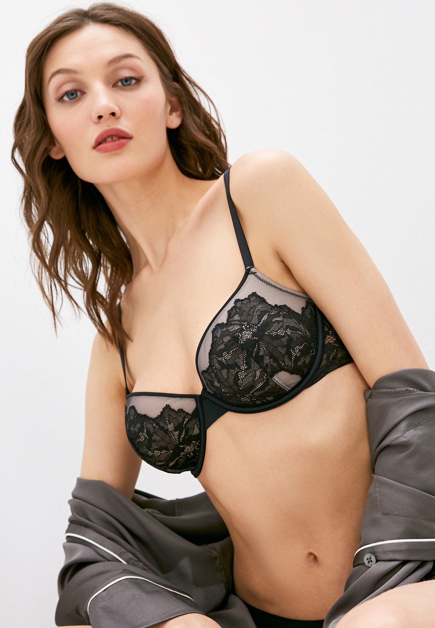 Бюстгальтер Calvin Klein Underwear QF6113E: изображение 2