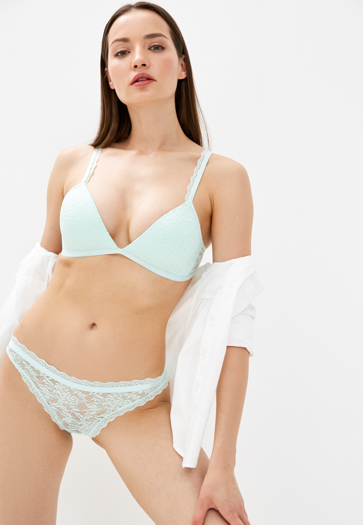 Бюстгальтер Calvin Klein Underwear QF6199E: изображение 1