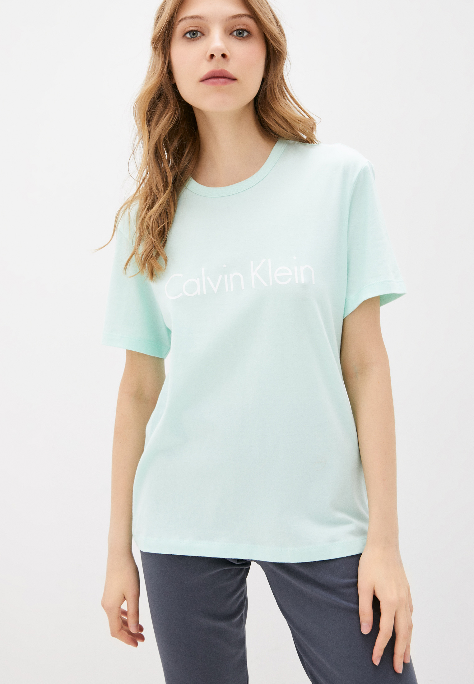 Домашняя футболка Calvin Klein Underwear Футболка домашняя Calvin Klein Underwear