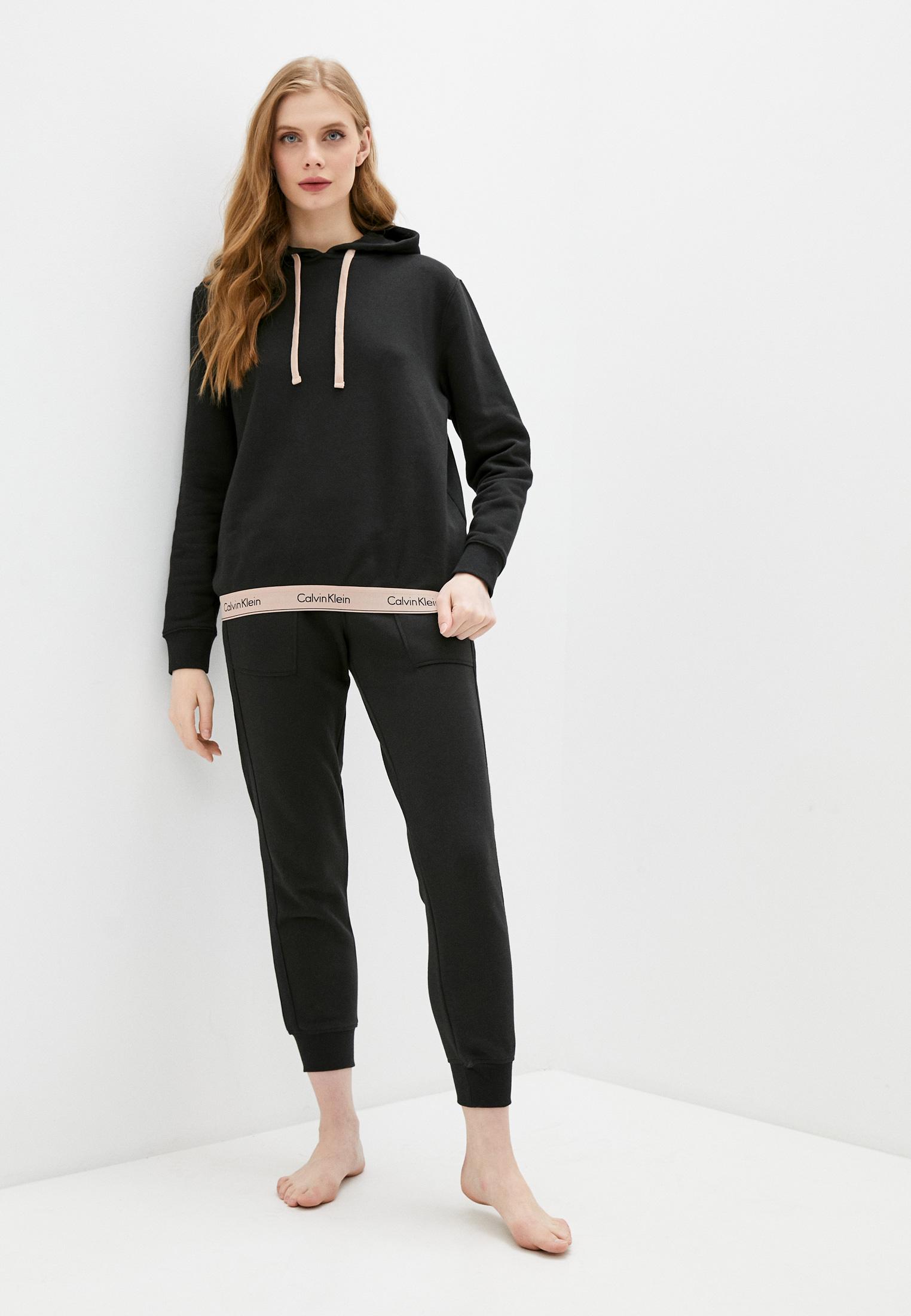 Женские домашние брюки Calvin Klein Underwear QS6148E: изображение 2