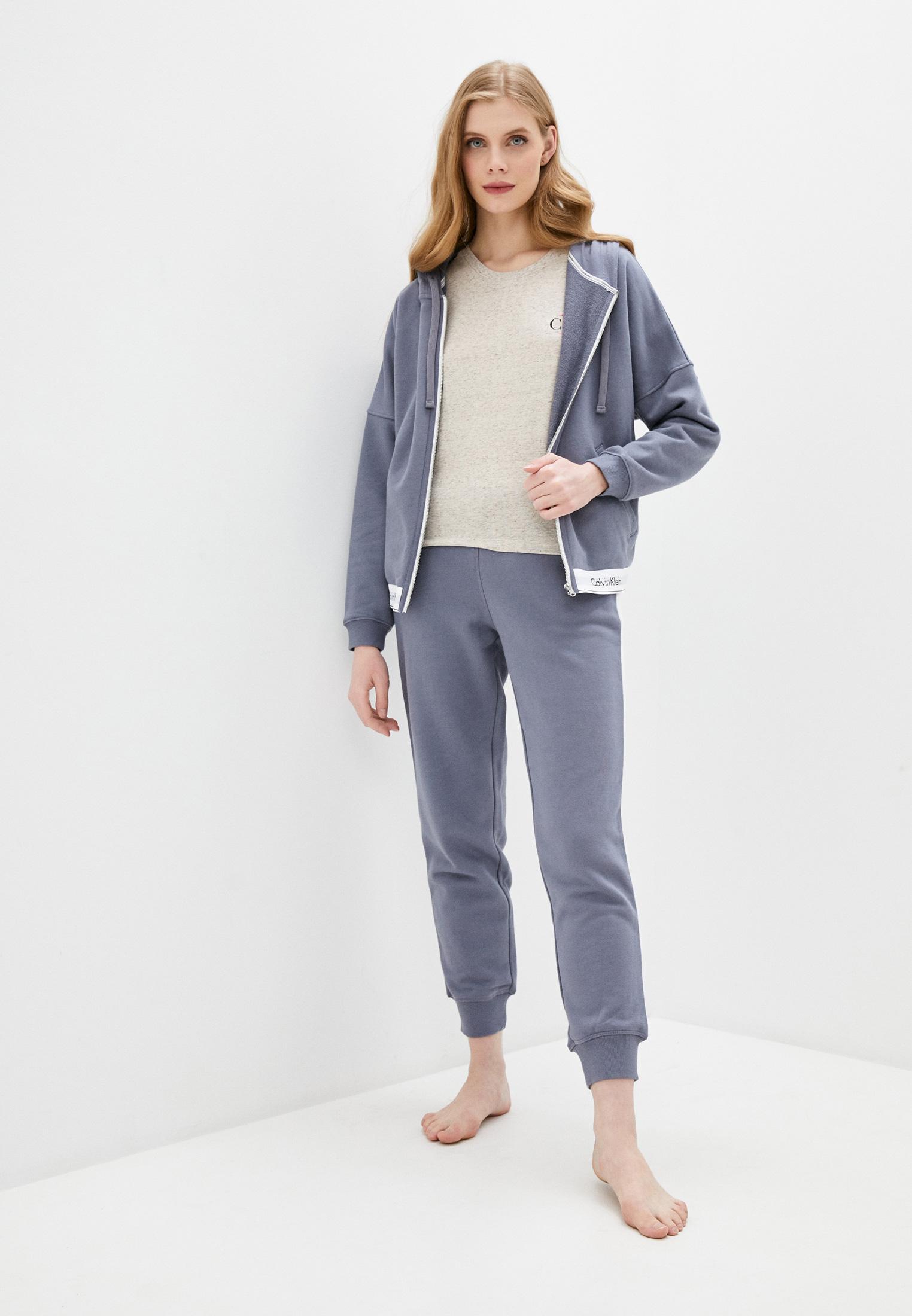 Женские домашние брюки Calvin Klein Underwear QS6259E: изображение 2