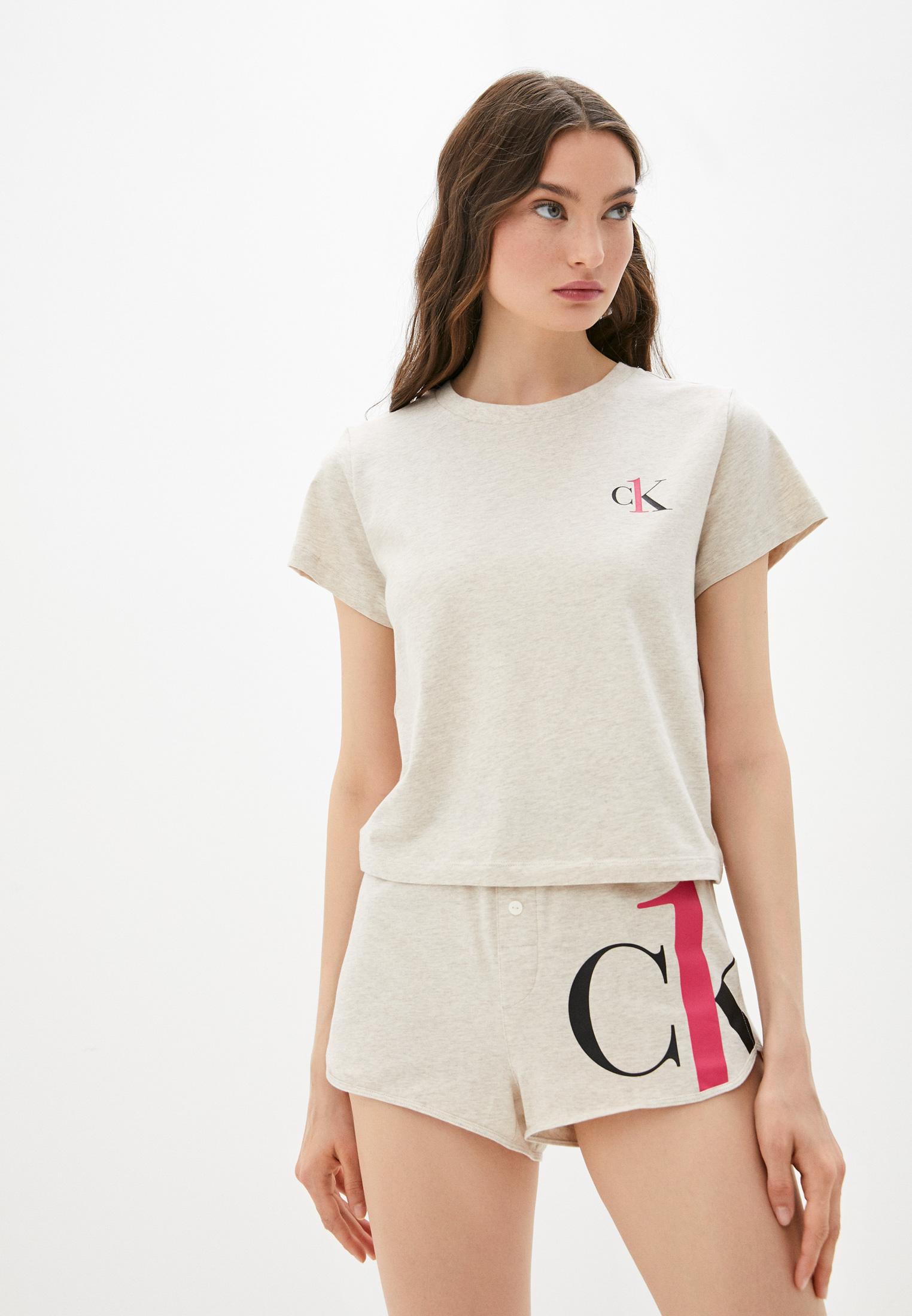 Пижама Calvin Klein Underwear QS6443E: изображение 1