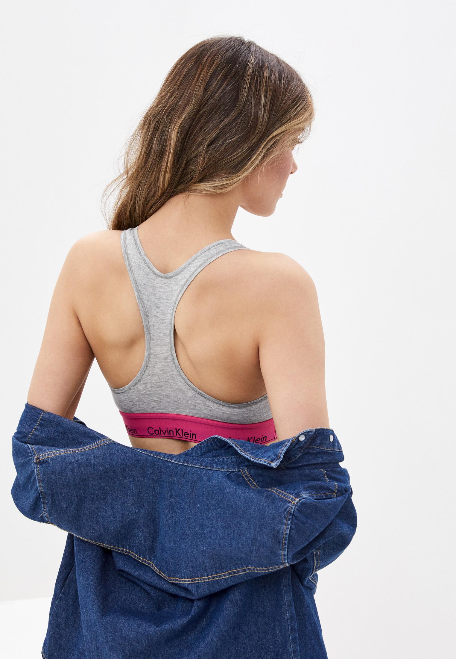 Бюстгальтер Calvin Klein Underwear F3785E: изображение 2