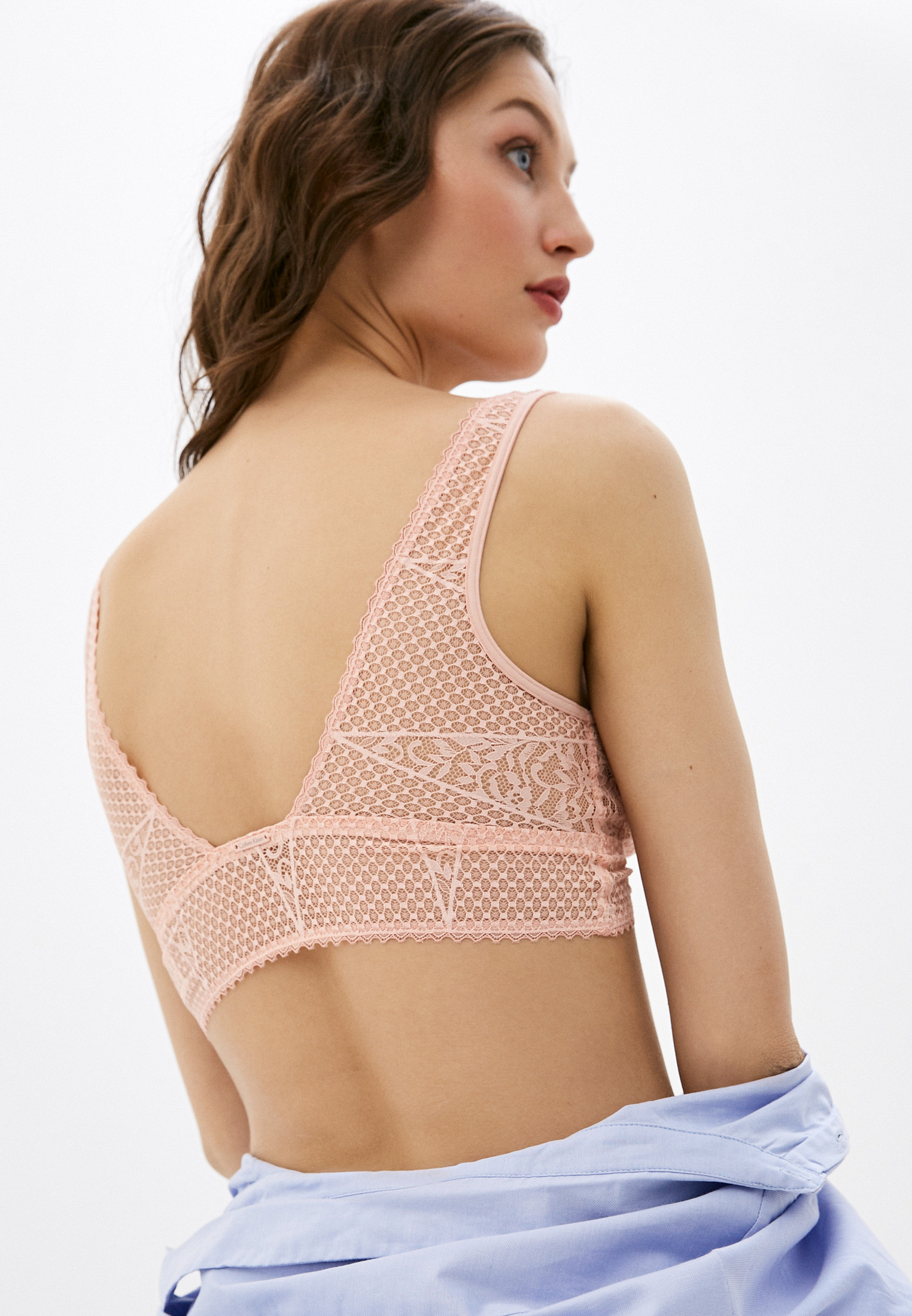Бюстгальтер Calvin Klein Underwear QF6273E: изображение 3