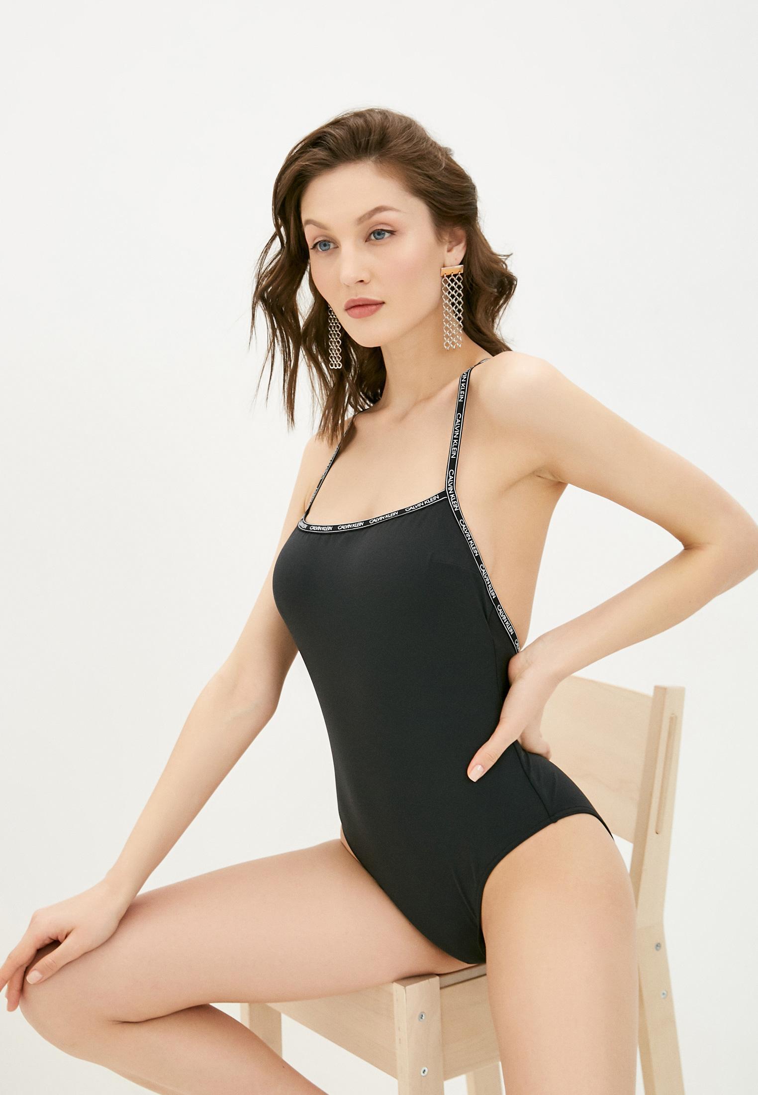 Закрытый купальник Calvin Klein Underwear KW0KW01343: изображение 1