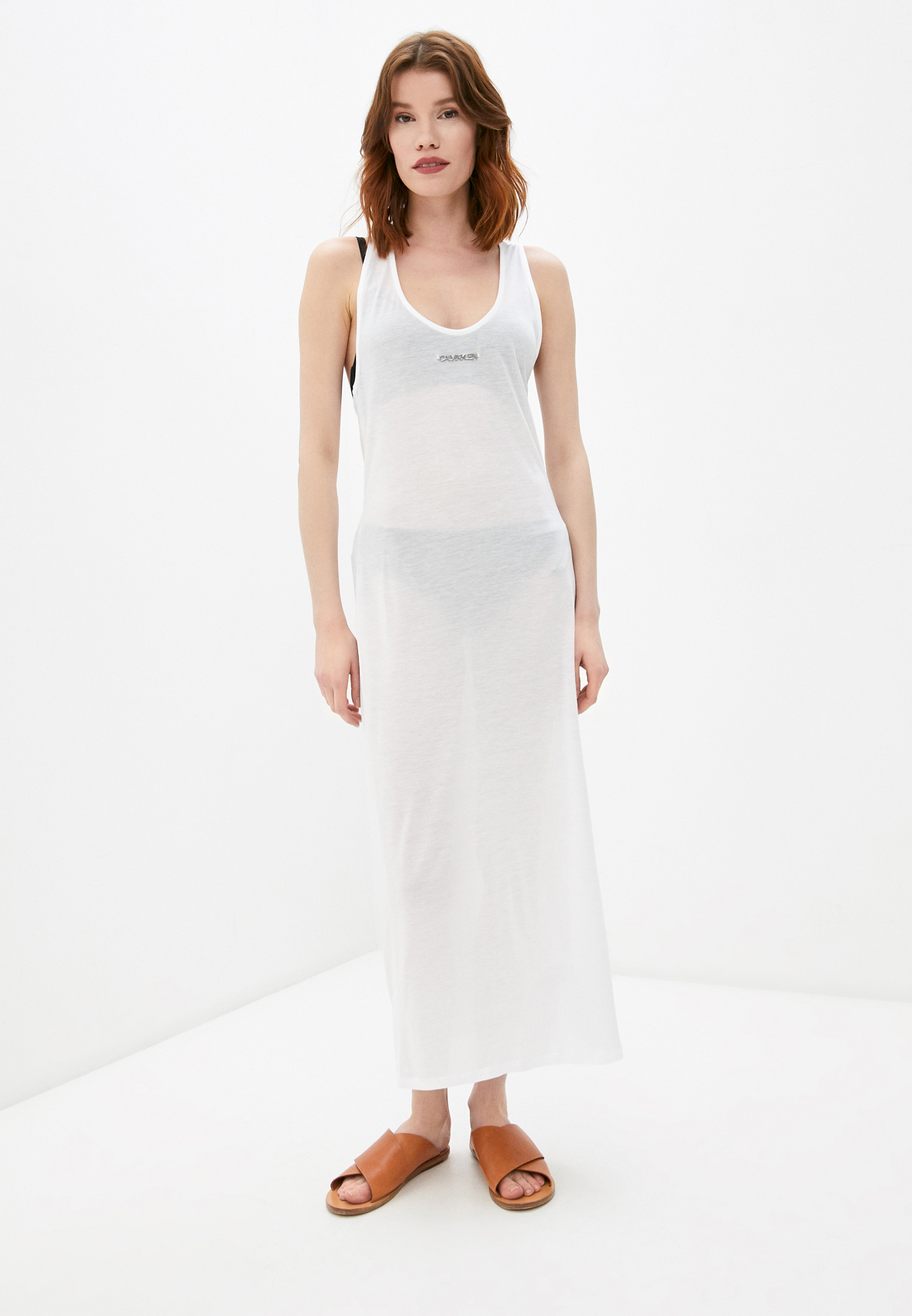 Туника Calvin Klein Underwear Платье пляжное Calvin Klein Underwear