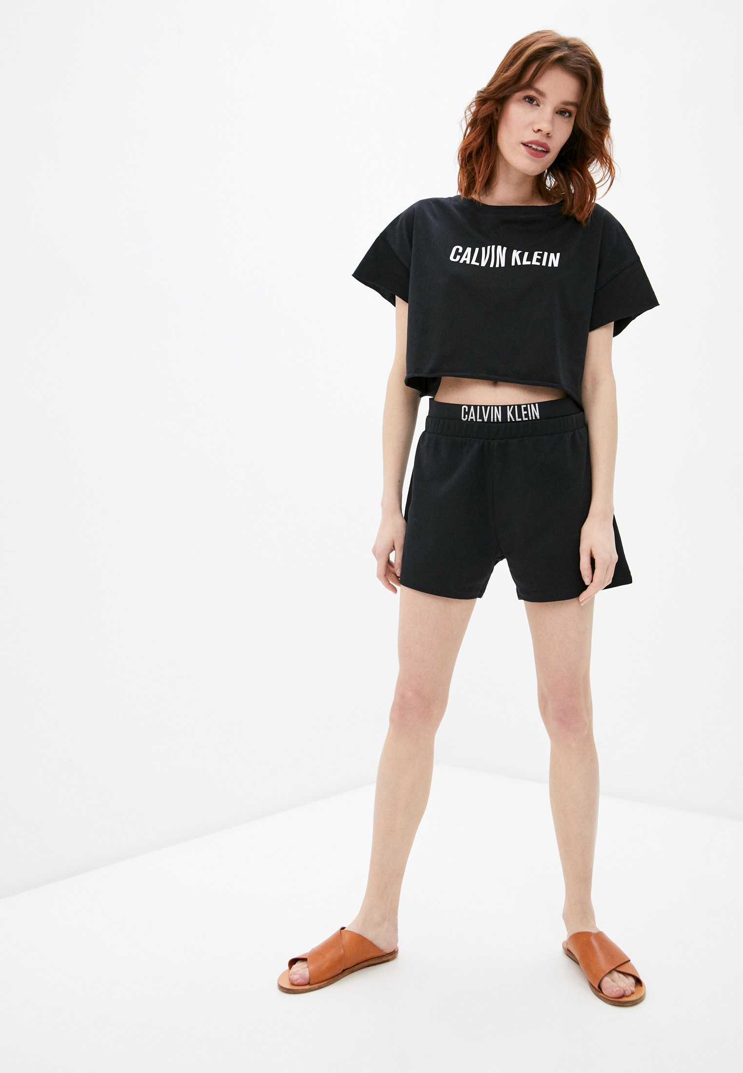 Футболка с коротким рукавом Calvin Klein Underwear KW0KW01346: изображение 3